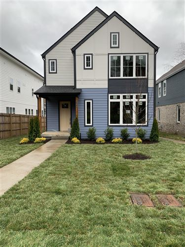 Photo of 525A Moore Ave, Nashville, TN 37203 (MLS # 2098311)