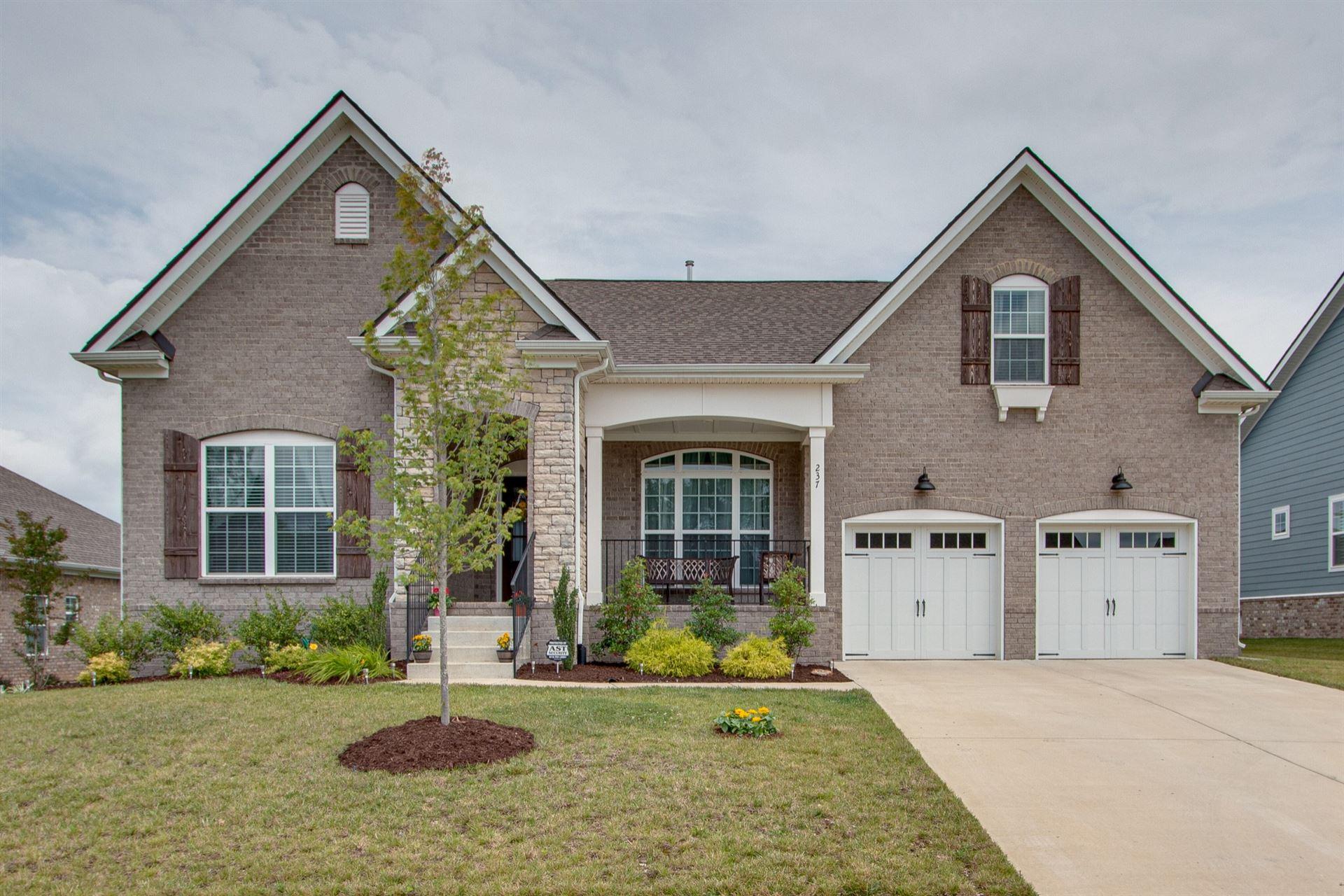 237 Star Pointer Way, Spring Hill, TN 37174 - MLS#: 2271316