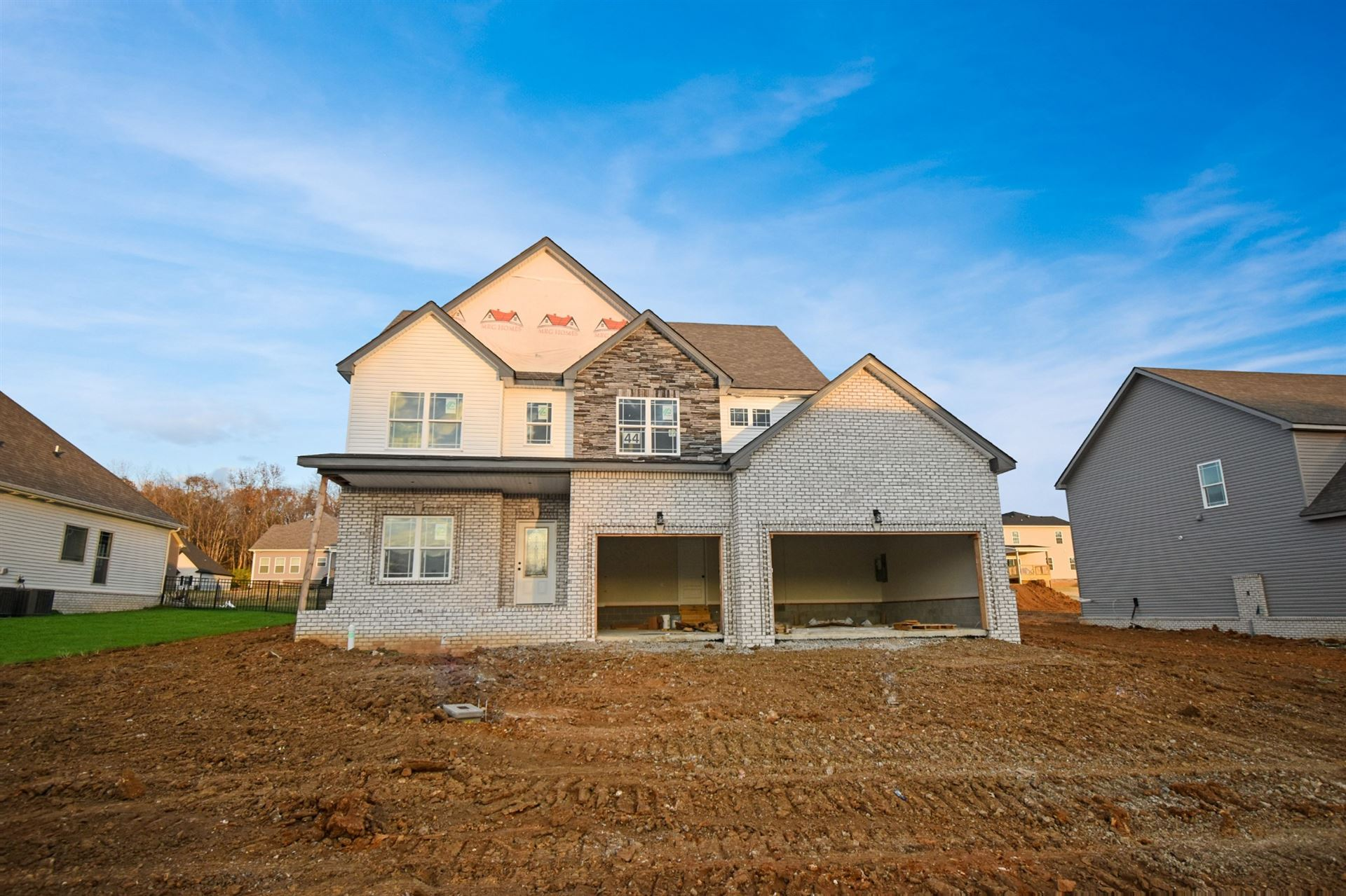 44 River Chase, Clarksville, TN 37043 - MLS#: 2292319