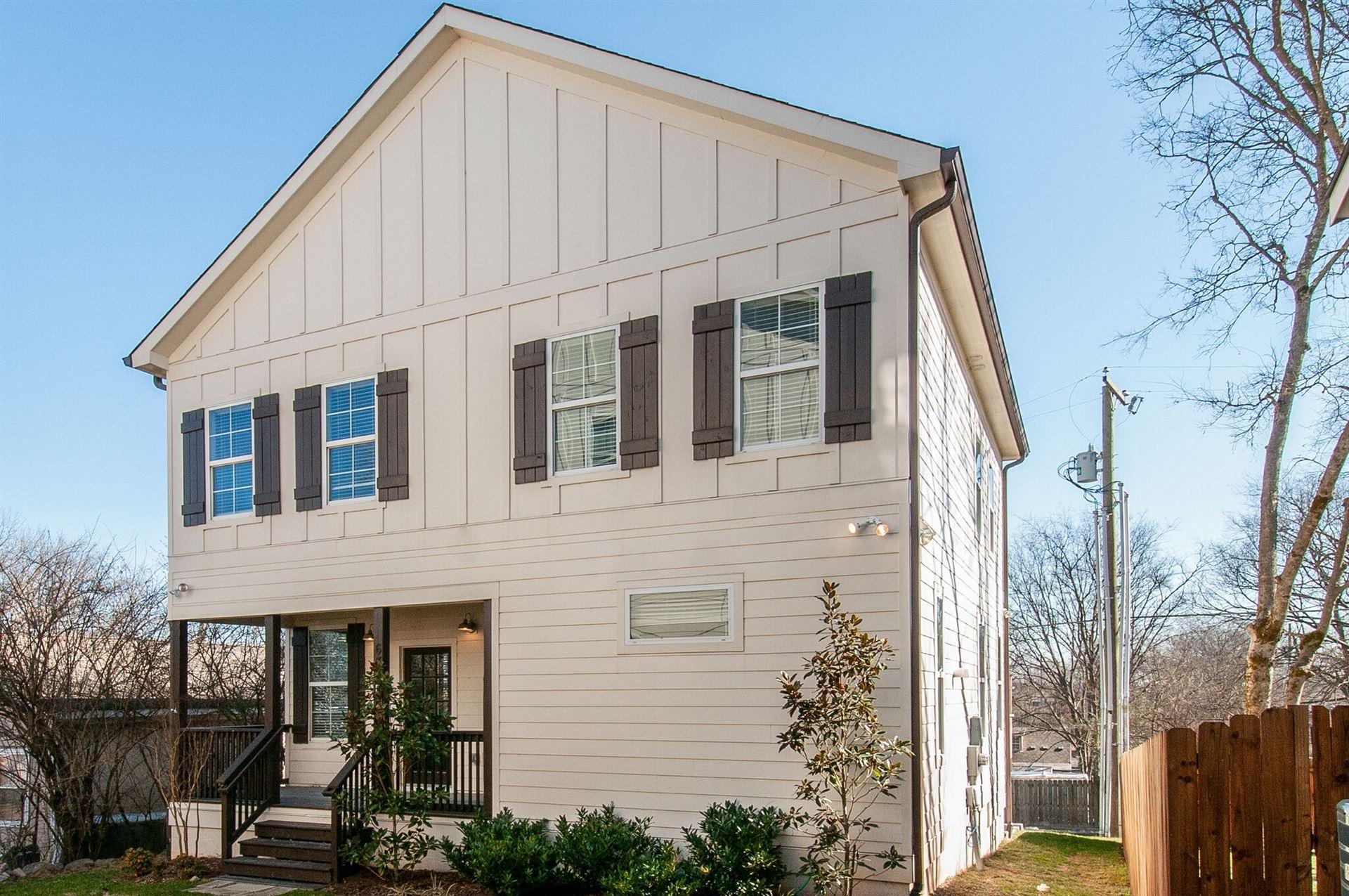 638B Annex Ave, Nashville, TN 37209 - MLS#: 2225320