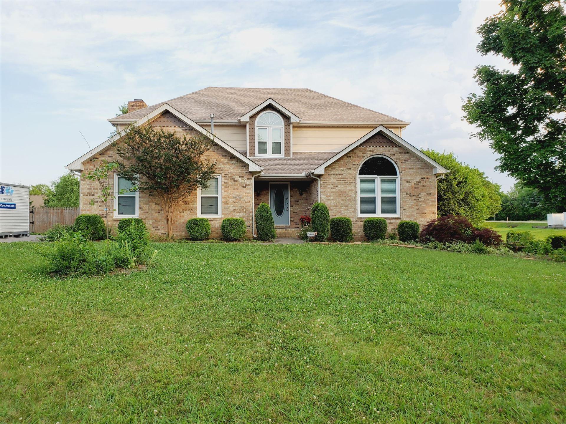 1406 Wall St, Murfreesboro, TN 37130 - MLS#: 2260321