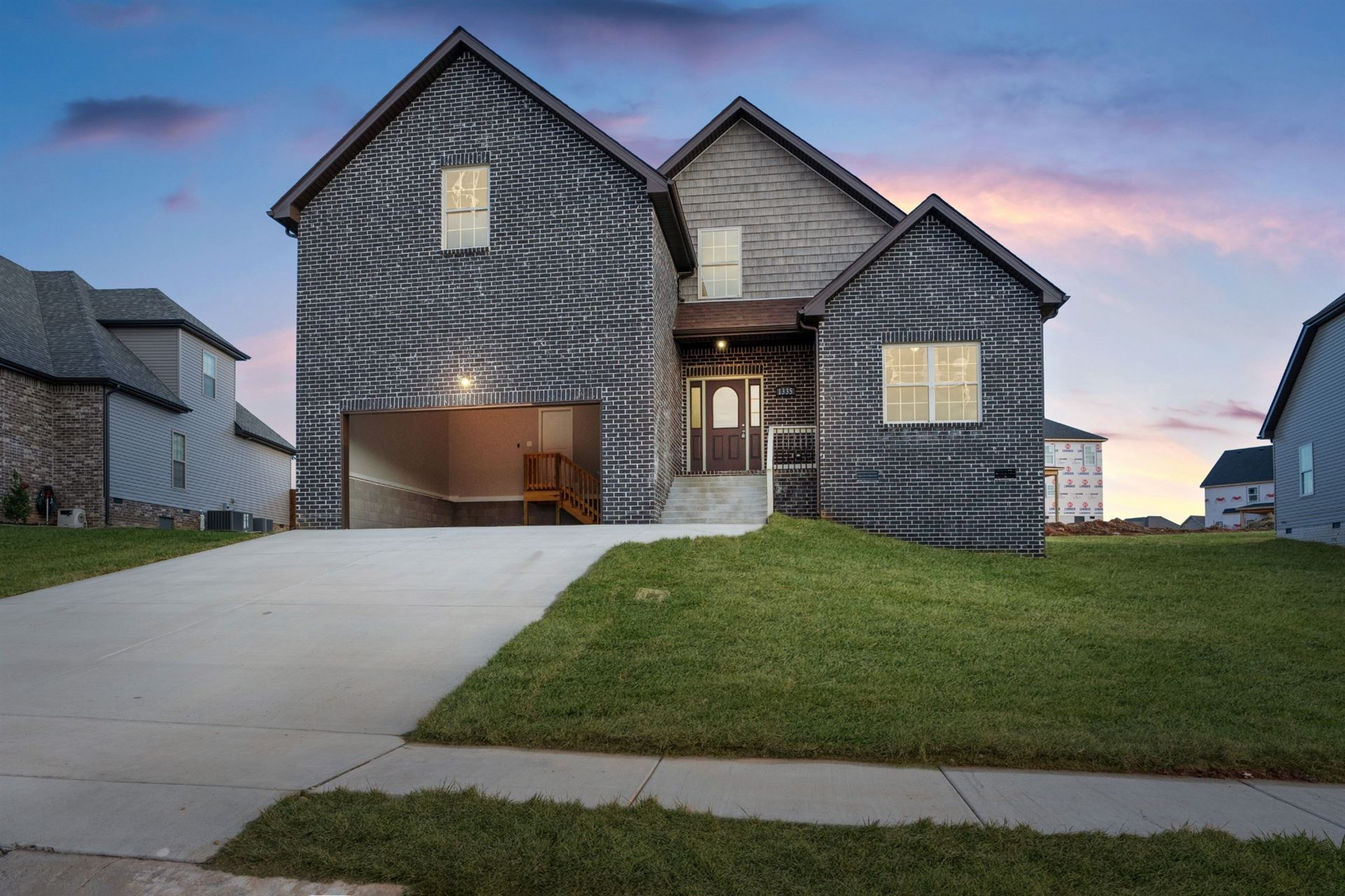 1335 Juniper Pass, Clarksville, TN 37043 - MLS#: 2212325