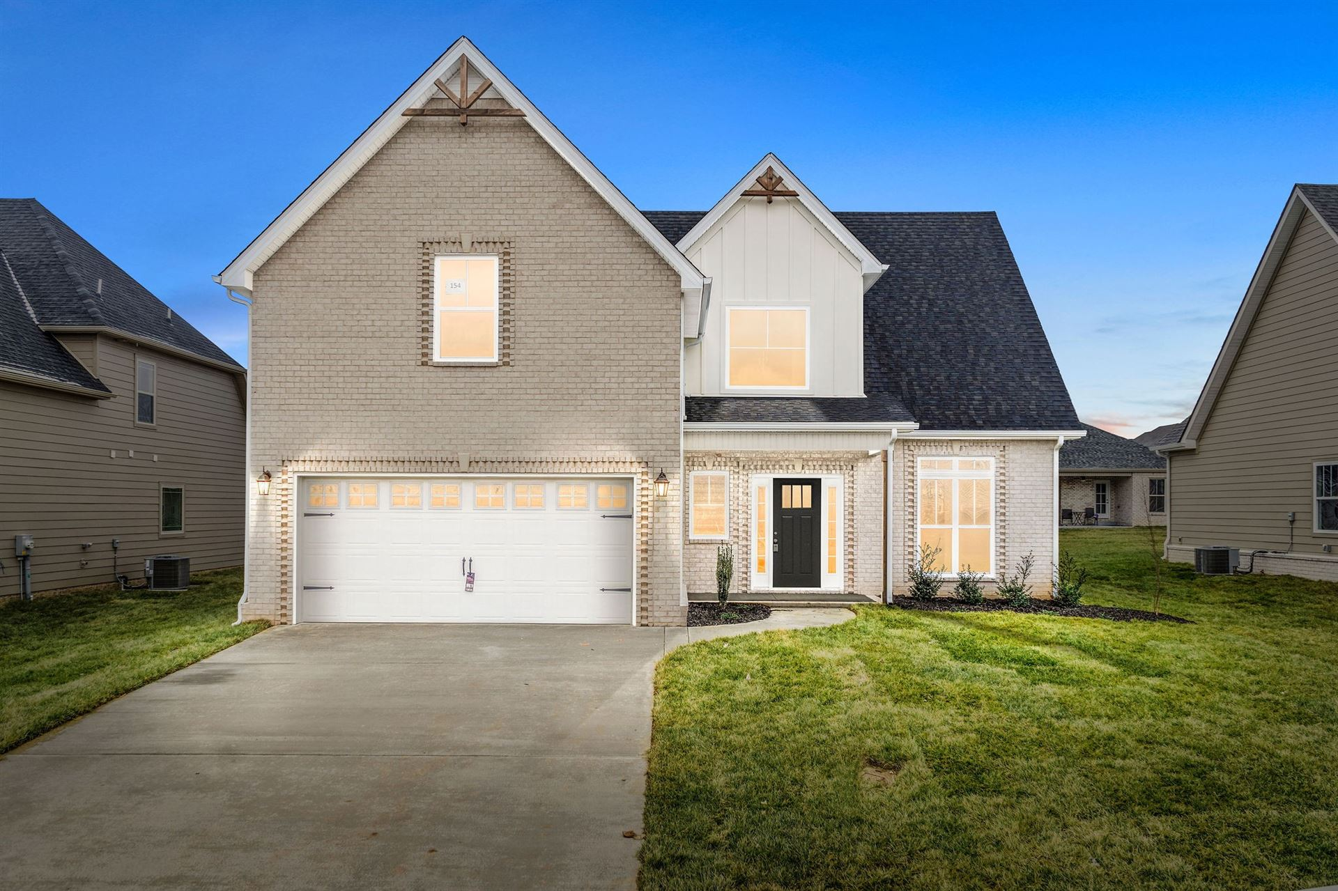 154 Hereford Farm, Clarksville, TN 37043 - MLS#: 2221325