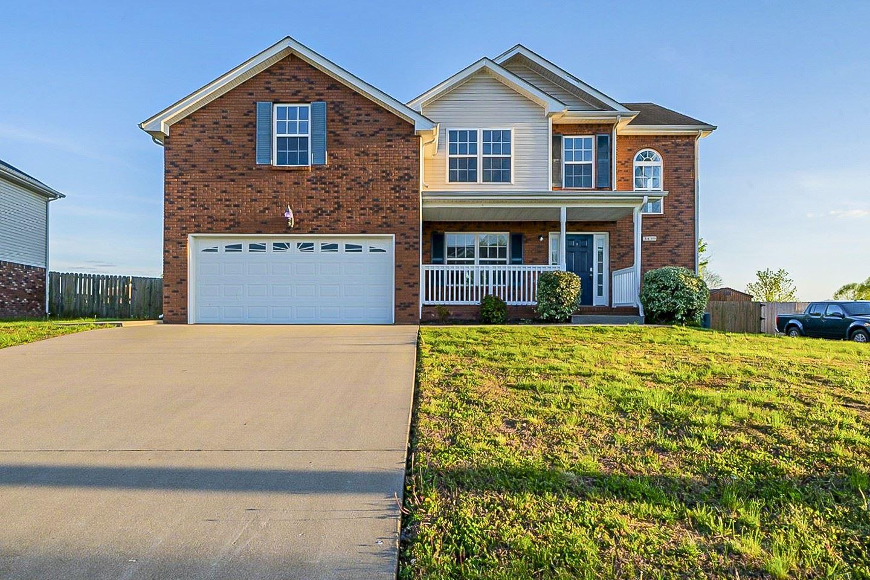3439 Quicksilver Ln, Clarksville, TN 37042 - MLS#: 2245328