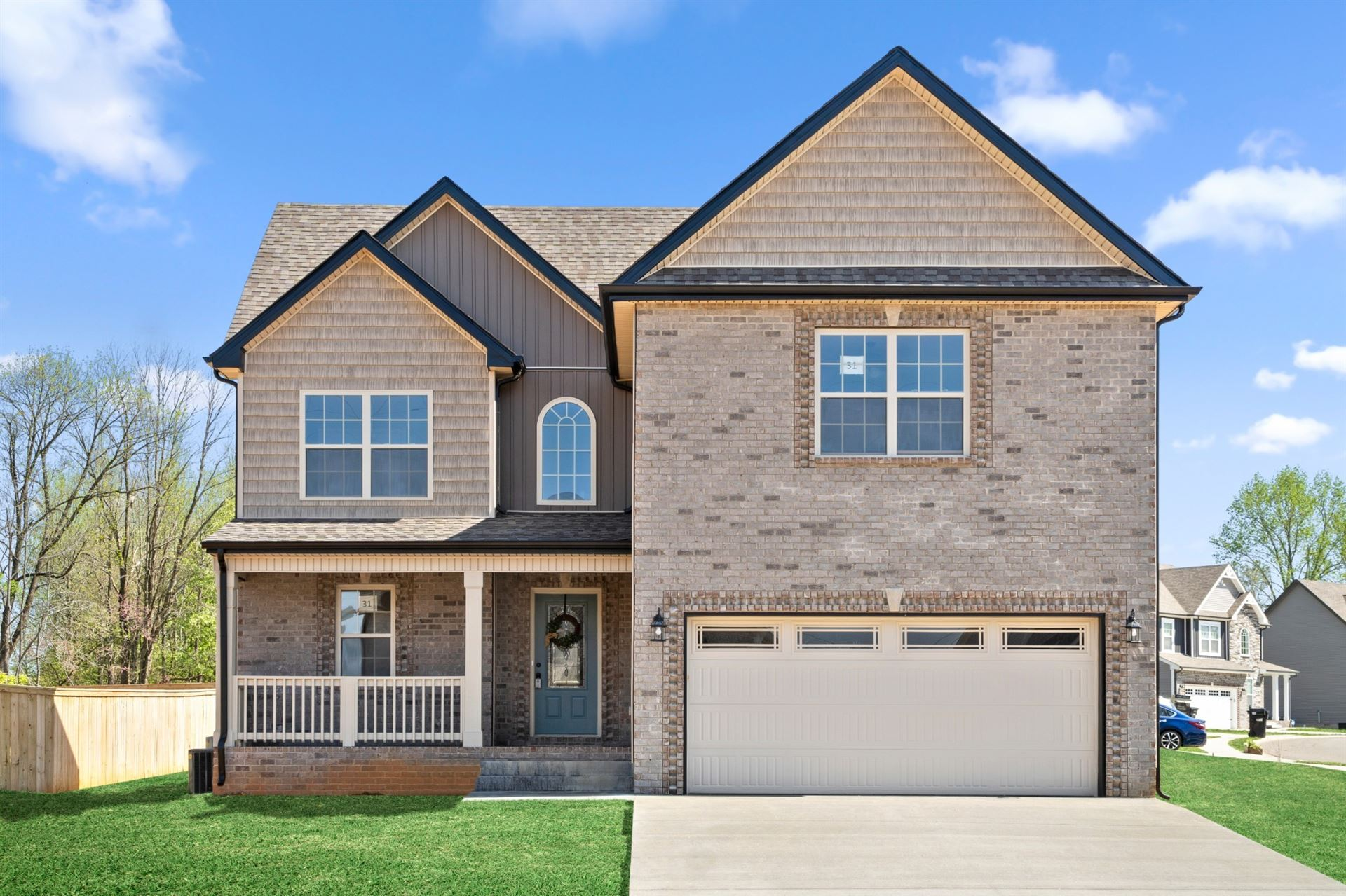 Photo of 1094 Eagles View Dr, Clarksville, TN 37040 (MLS # 2156329)