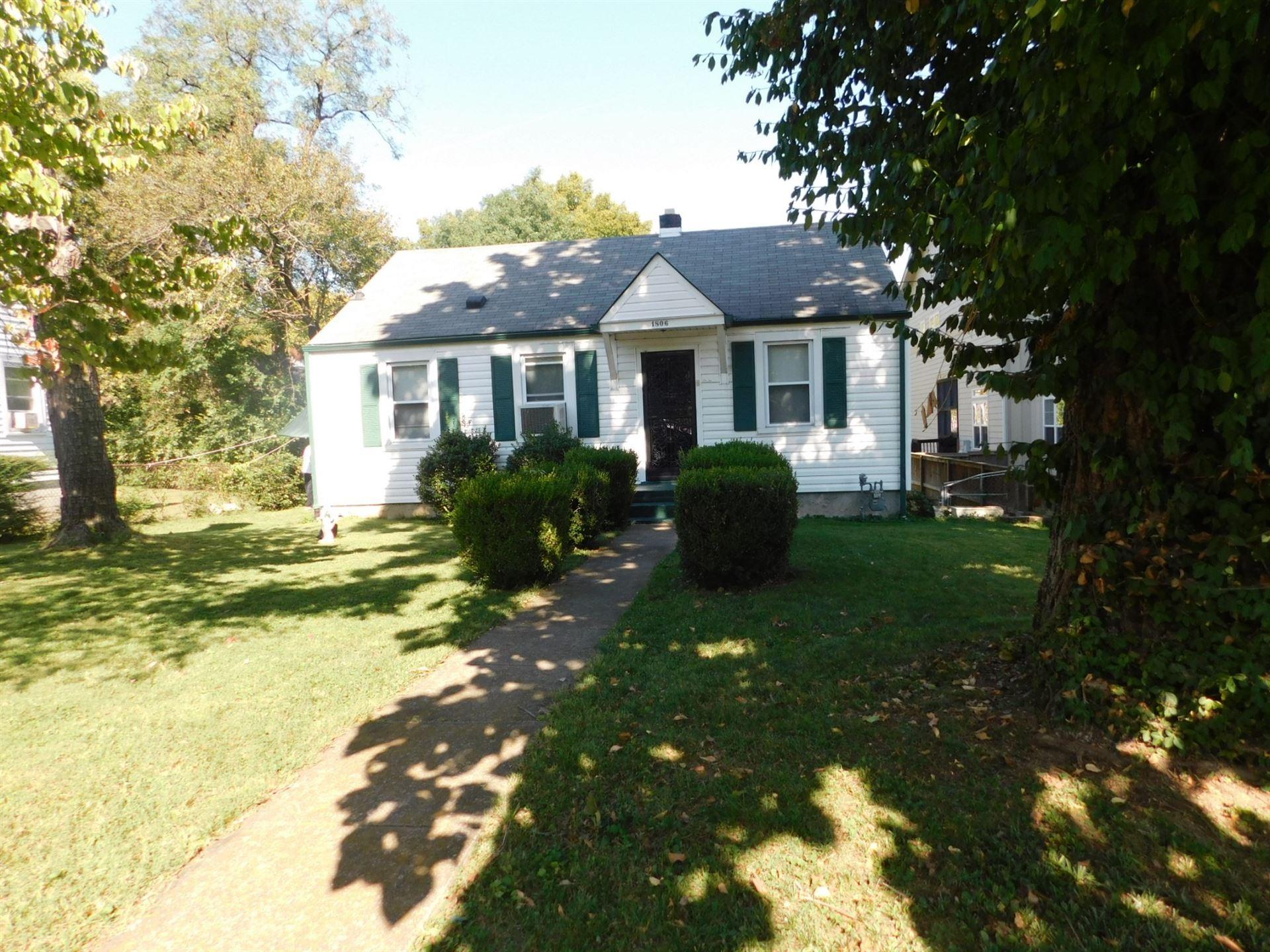 1806 Elliott Ave, Nashville, TN 37203 - MLS#: 2196329