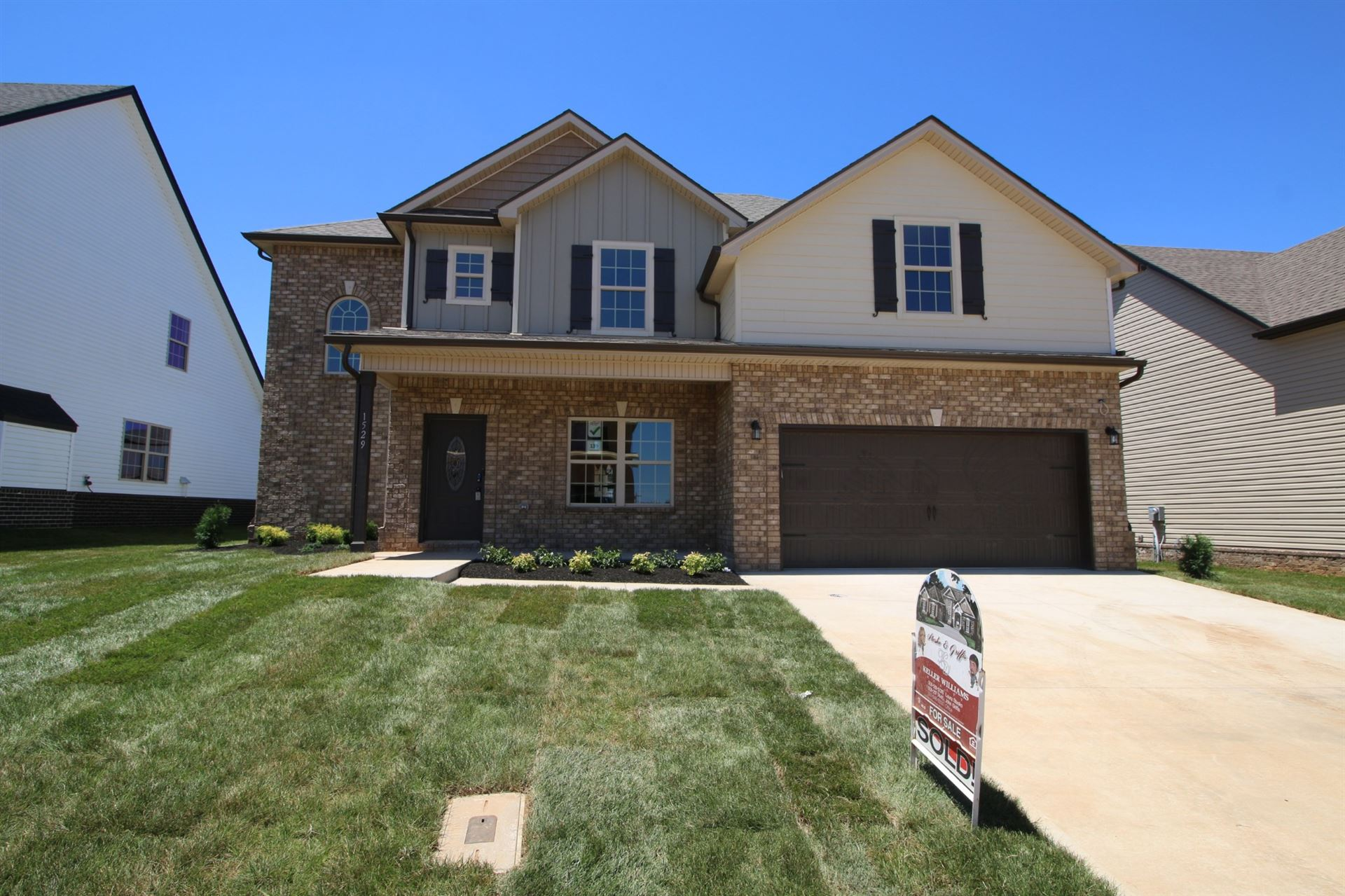 139 Charleston Oaks, Clarksville, TN 37042 - MLS#: 2231330