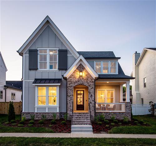 Photo of 808 Carsten Street-Lot 405, Nashville, TN 37221 (MLS # 2200331)