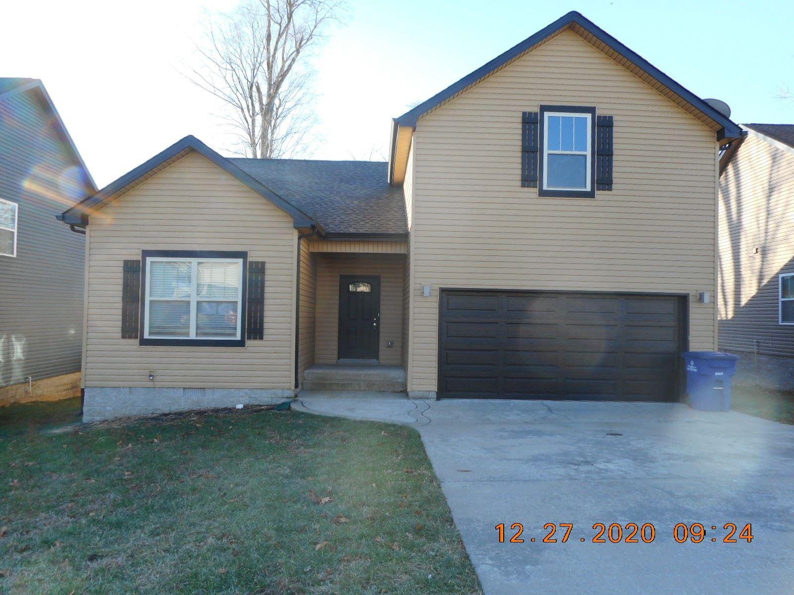 1196 Belvoir Ln, Clarksville, TN 37040 - MLS#: 2218331
