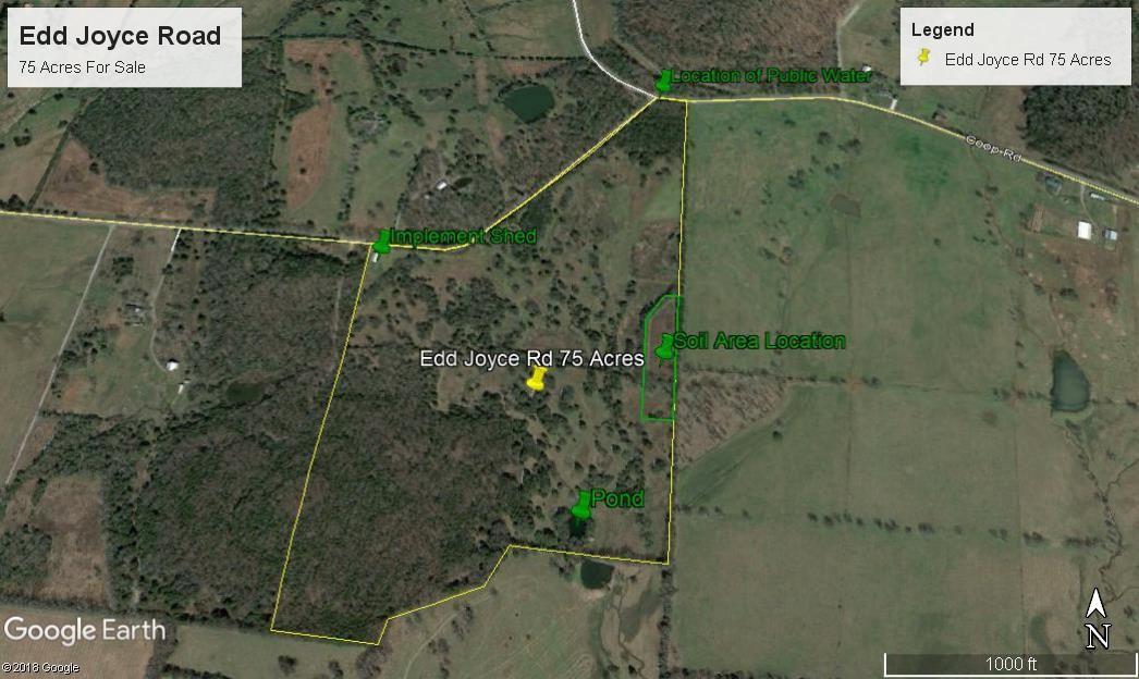 265 Edd Joyce Rd, Bell Buckle, TN 37020 - MLS#: 2064337