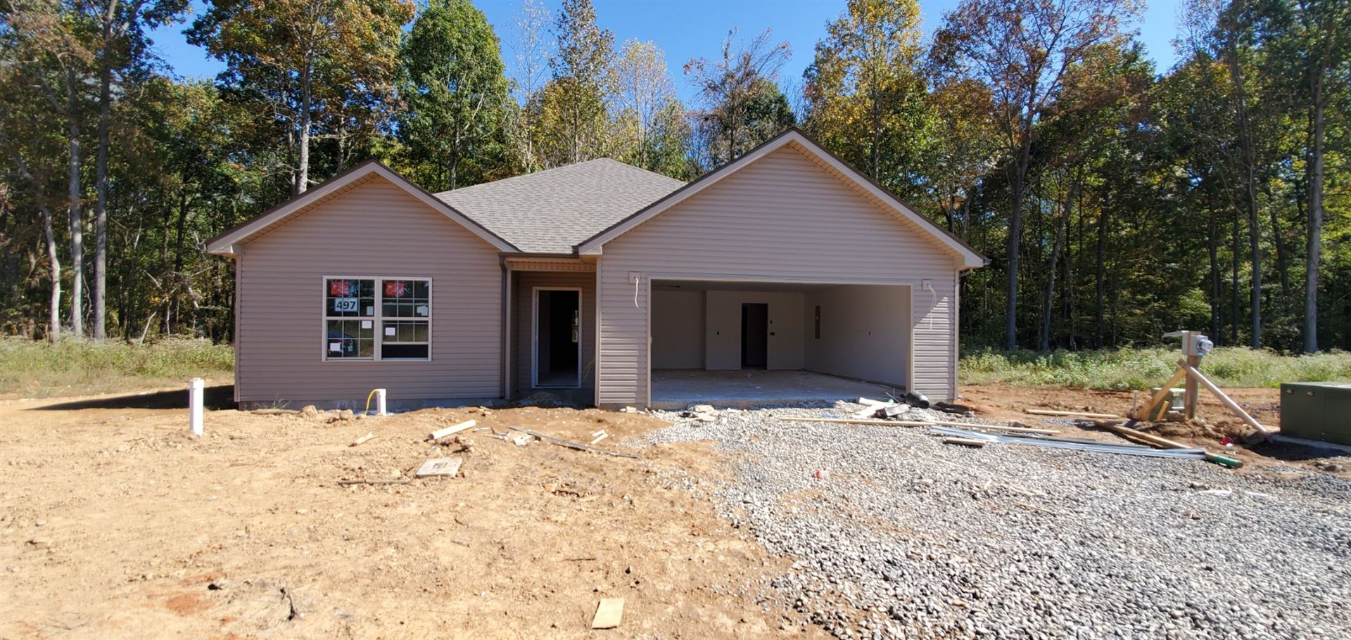 497 Fox Crossing, Clarksville, TN 37040 - MLS#: 2166341