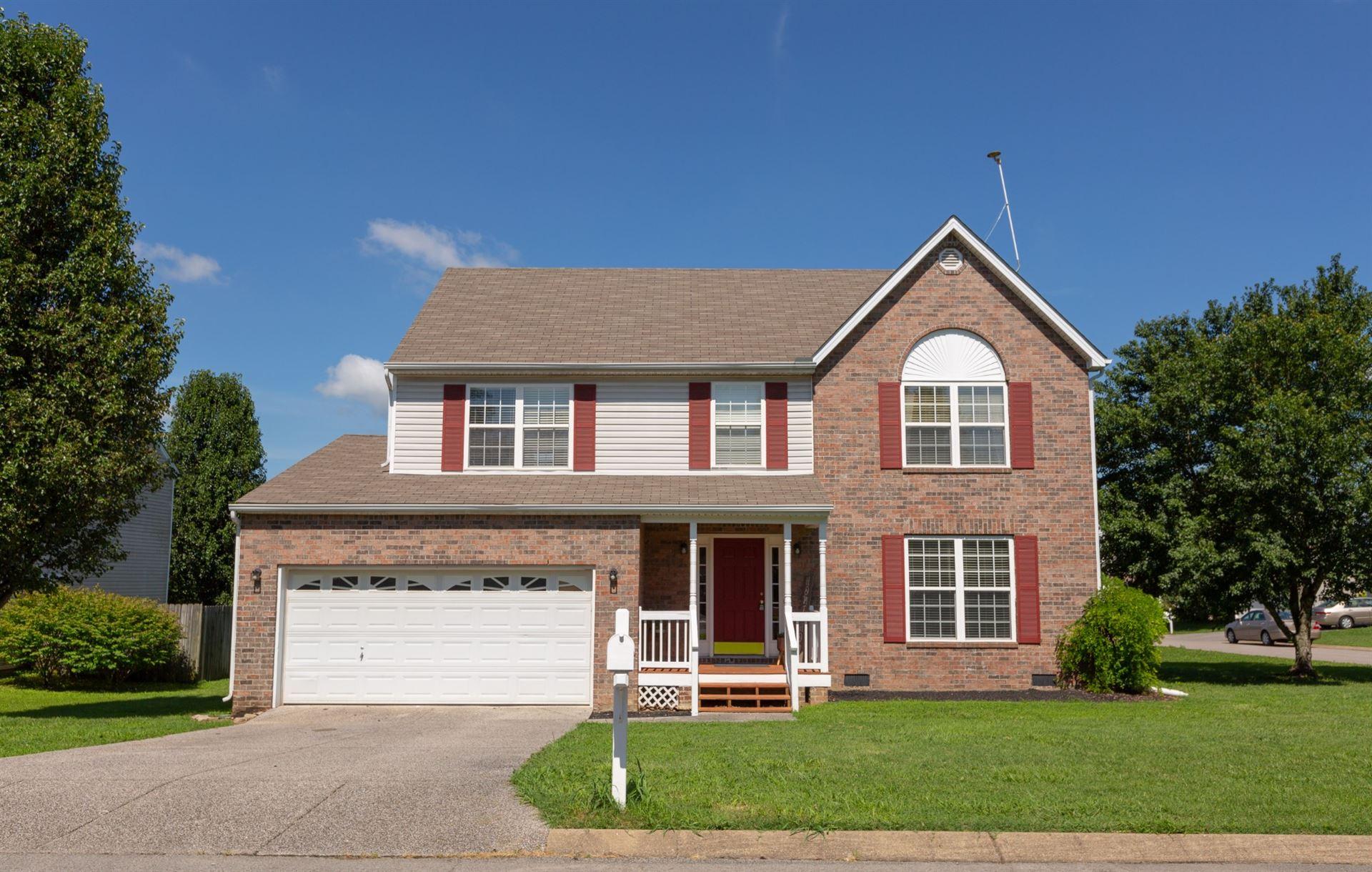 Photo of 1614 Harrison Way, Spring Hill, TN 37174 (MLS # 2169341)