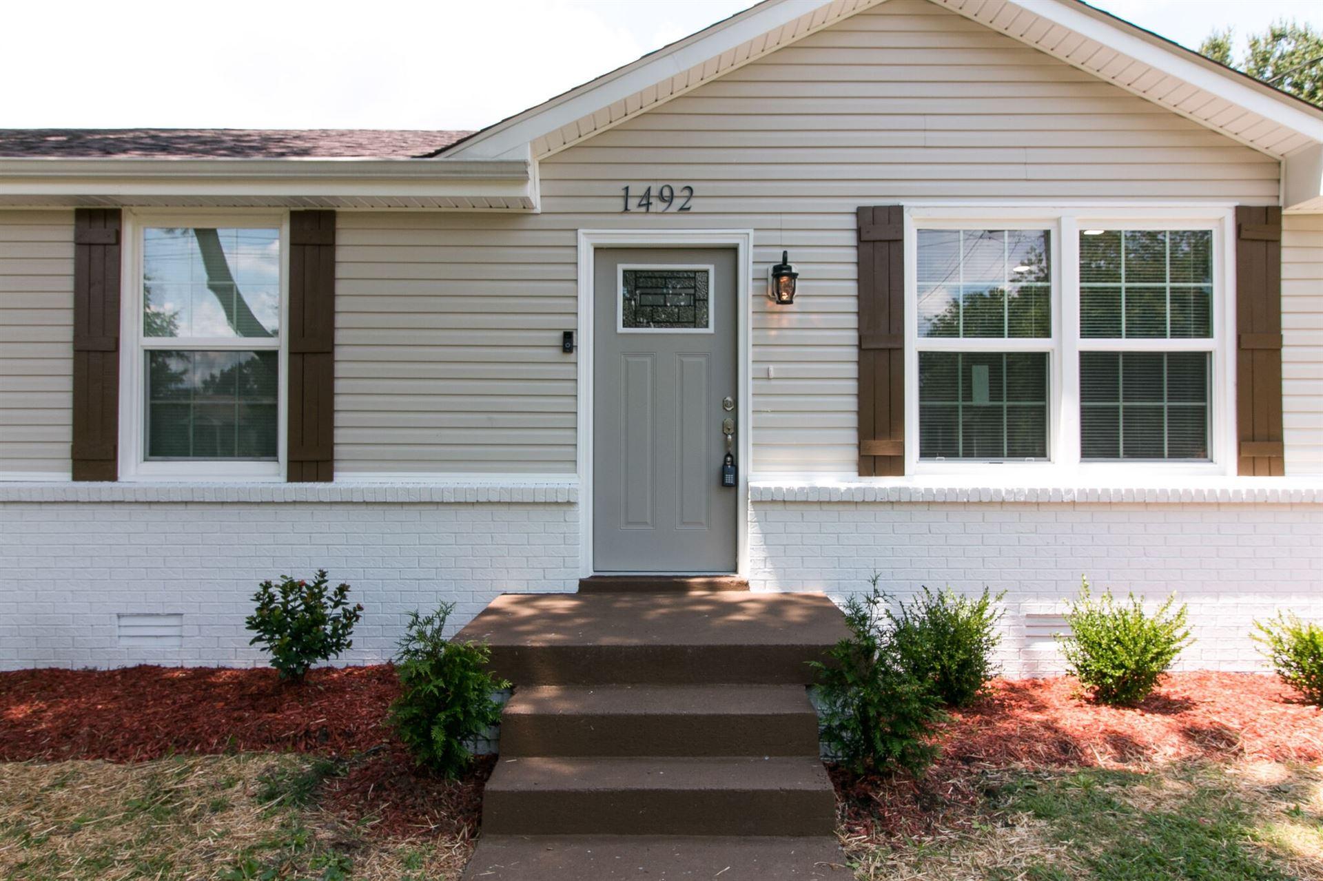 1492 Craig Dr, Clarksville, TN 37042 - MLS#: 2278341