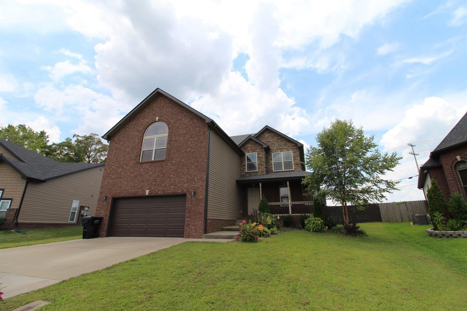 1324 Golden Eagle Way, Clarksville, TN 37040 - MLS#: 2220342