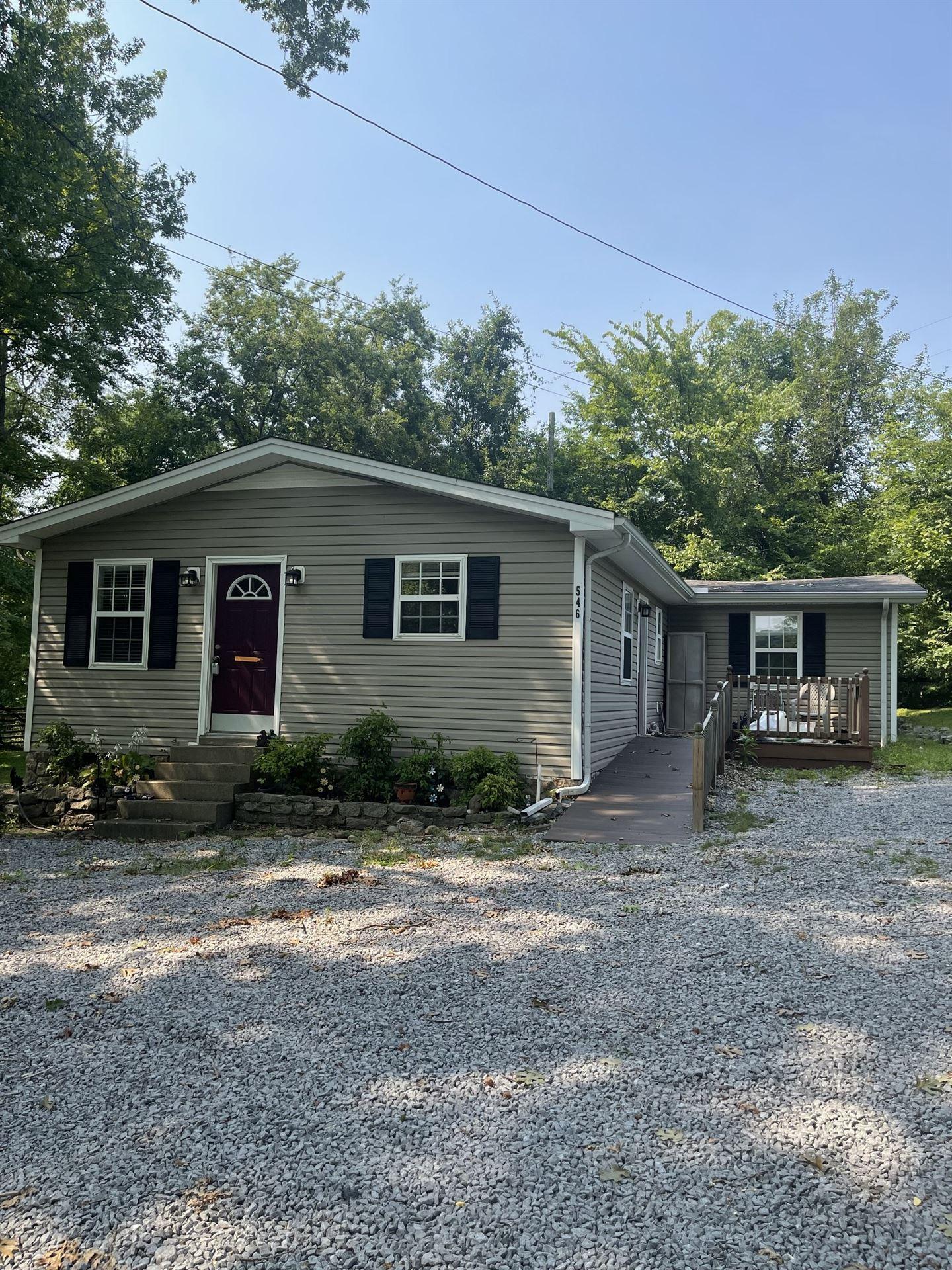546 Central Valley Rd, Murfreesboro, TN 37129 - MLS#: 2277342
