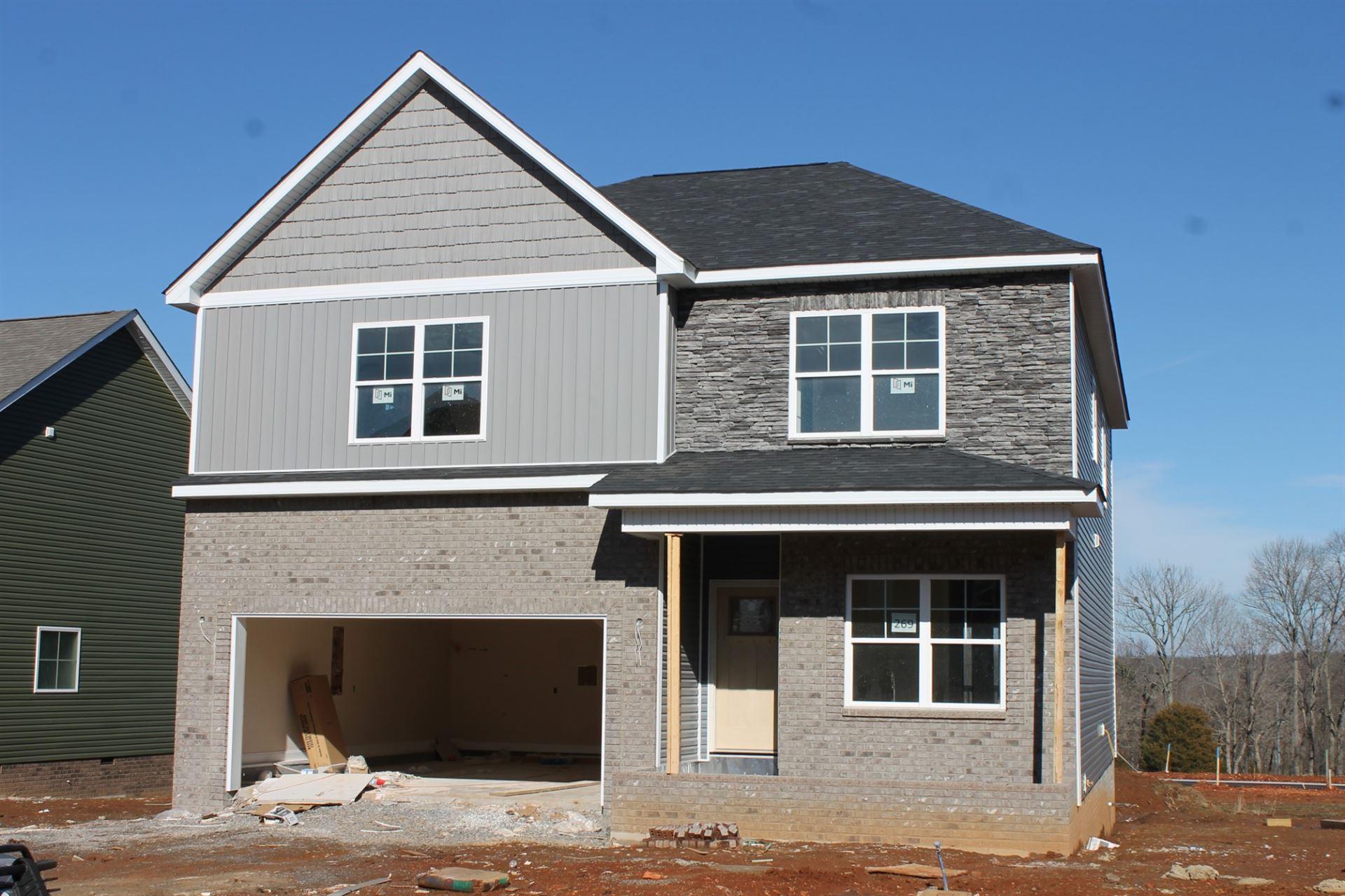 1089 Harrison Way (Lot 269), Clarksville, TN 37042 - MLS#: 2208344
