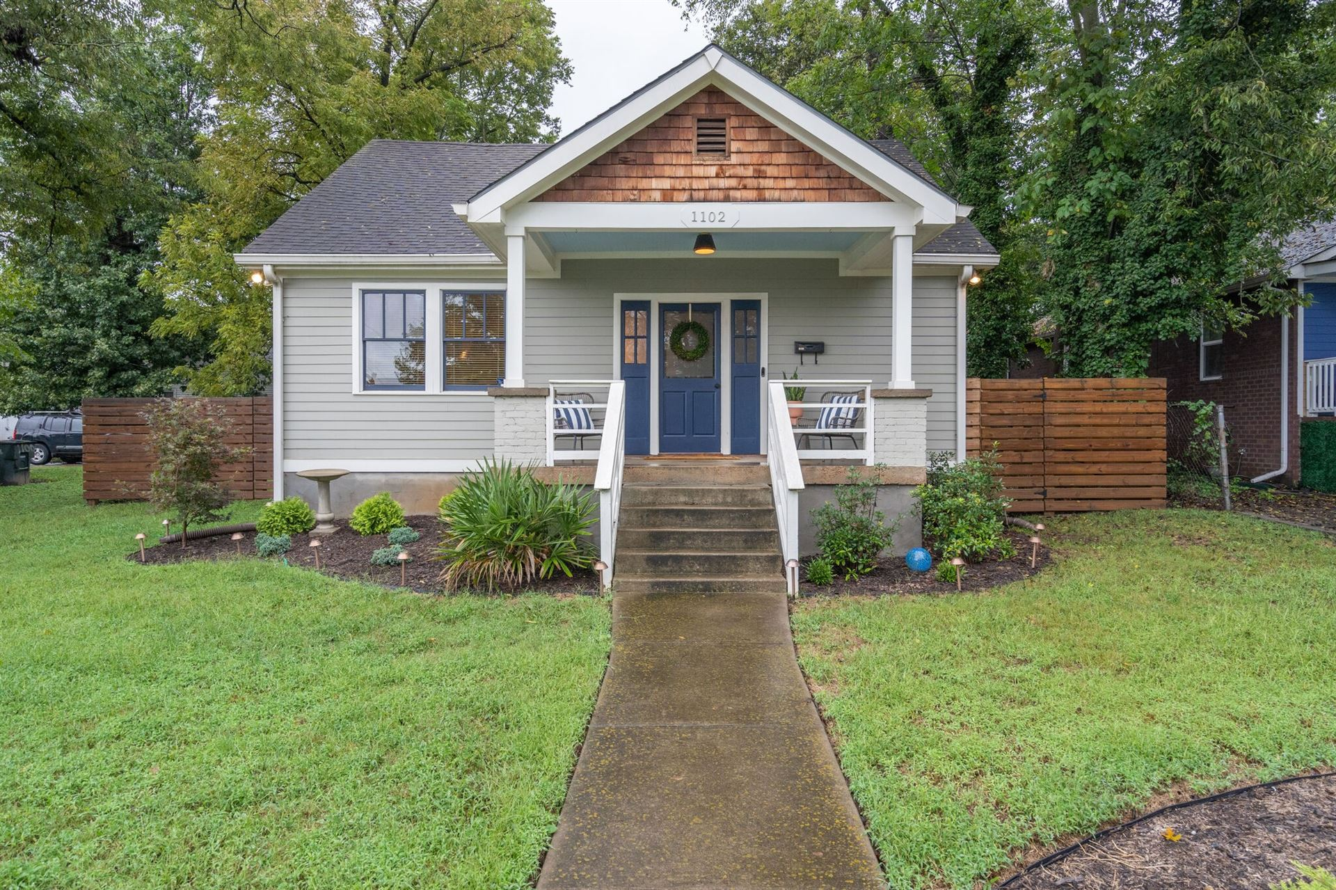 1102 N 6th St, Nashville, TN 37207 - MLS#: 2293347