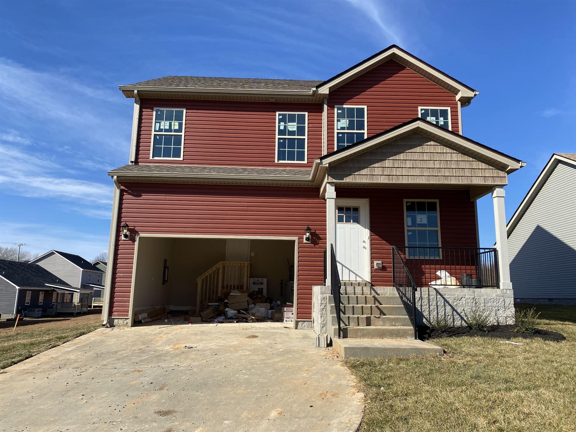 1902 Old Trenton Rd. Lot 2, Clarksville, TN 37042 - MLS#: 2205348
