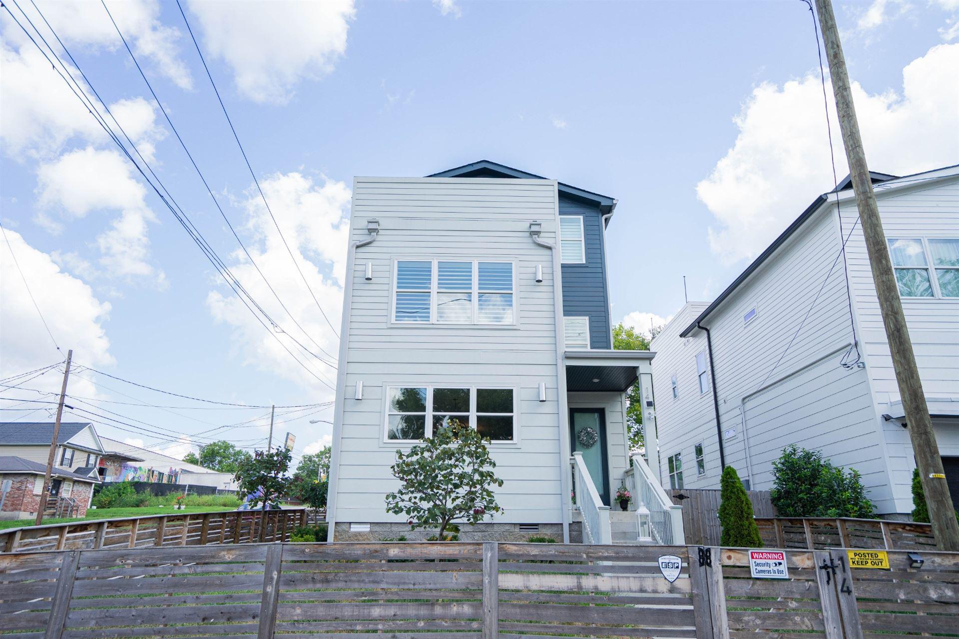 14 Perkins St, Nashville, TN 37210 - MLS#: 2286349