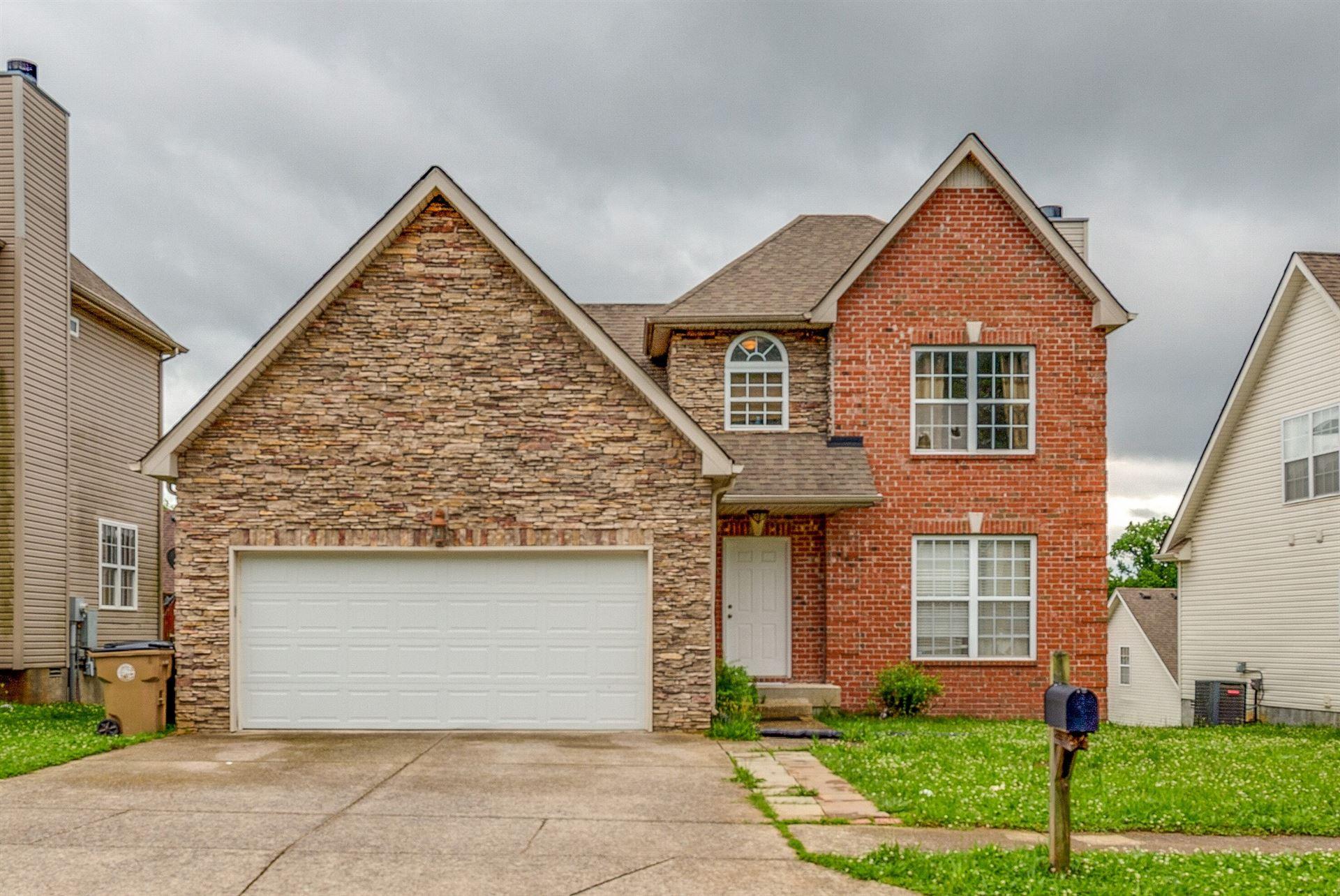 2837 Evergreen Ridge Pt, Nashville, TN 37217 - MLS#: 2262350