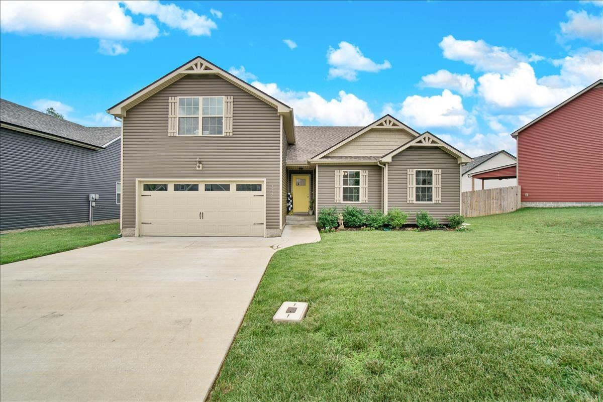 1945 Bell Chase Way, Clarksville, TN 37040 - MLS#: 2272350