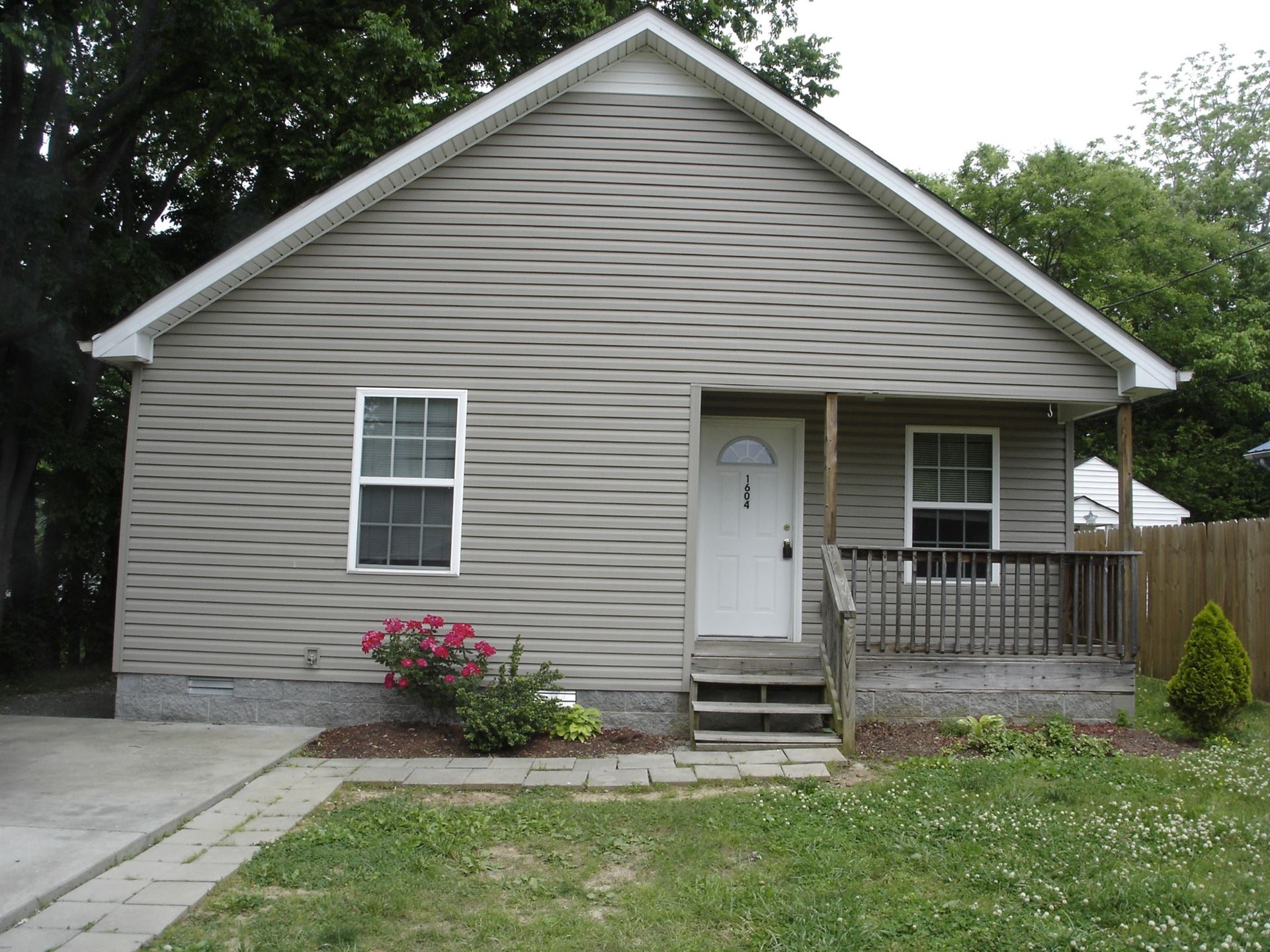 1604 Rose St, Springfield, TN 37172 - MLS#: 2254352