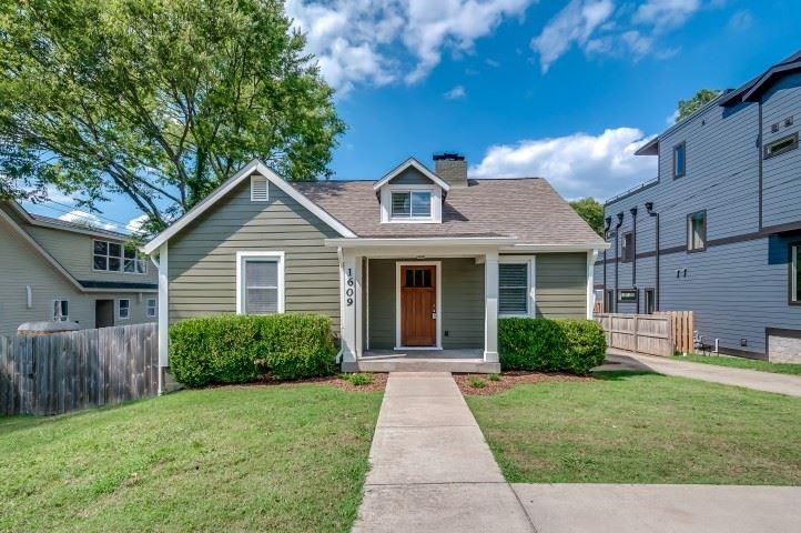 1609A Cahal Ave, Nashville, TN 37216 - MLS#: 2277353