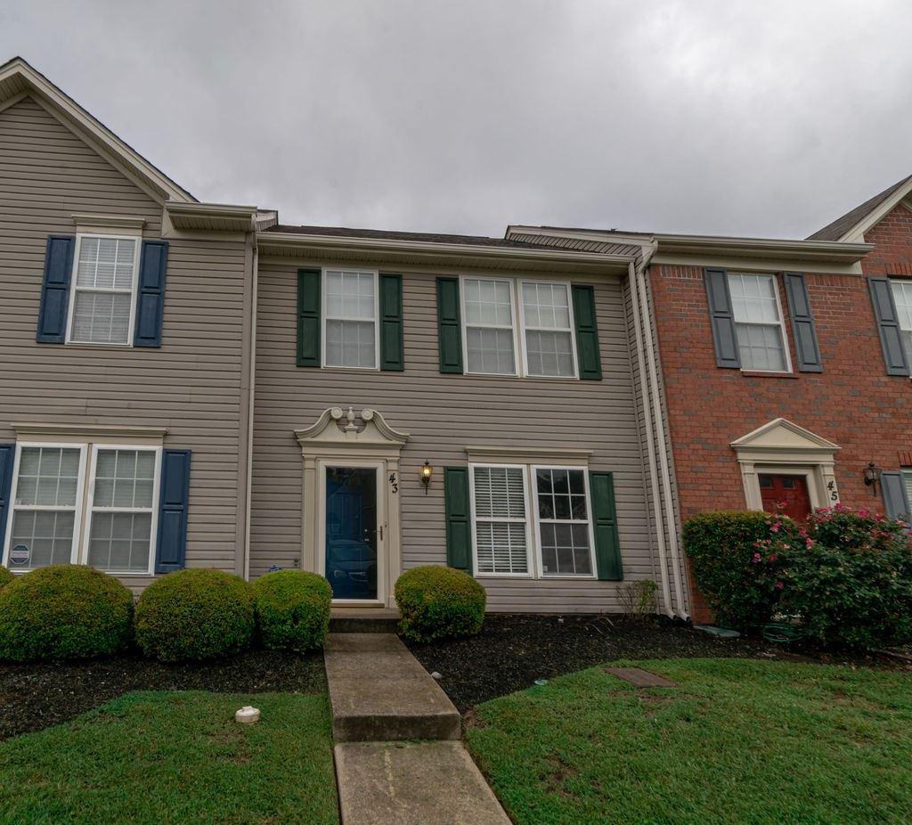 3401 Anderson Rd #43, Antioch, TN 37013 - MLS#: 2197355