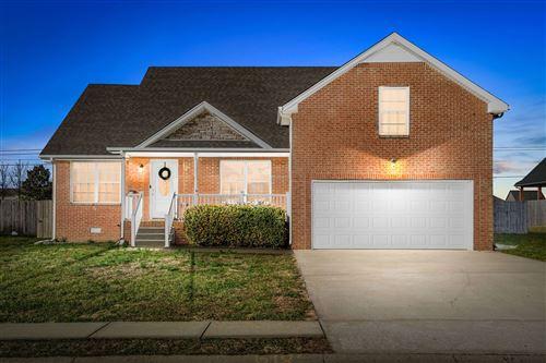 Photo of 1061 Chardea Drive, Clarksville, TN 37040 (MLS # 2226356)
