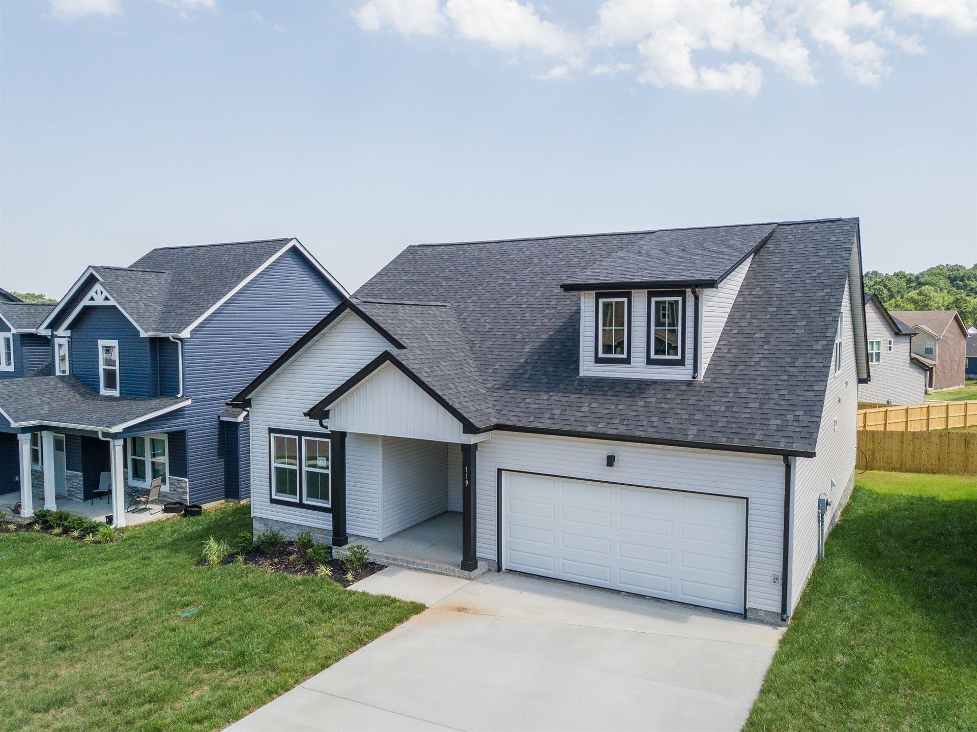 176 Chalet Hills, Clarksville, TN 37040 - MLS#: 2214356