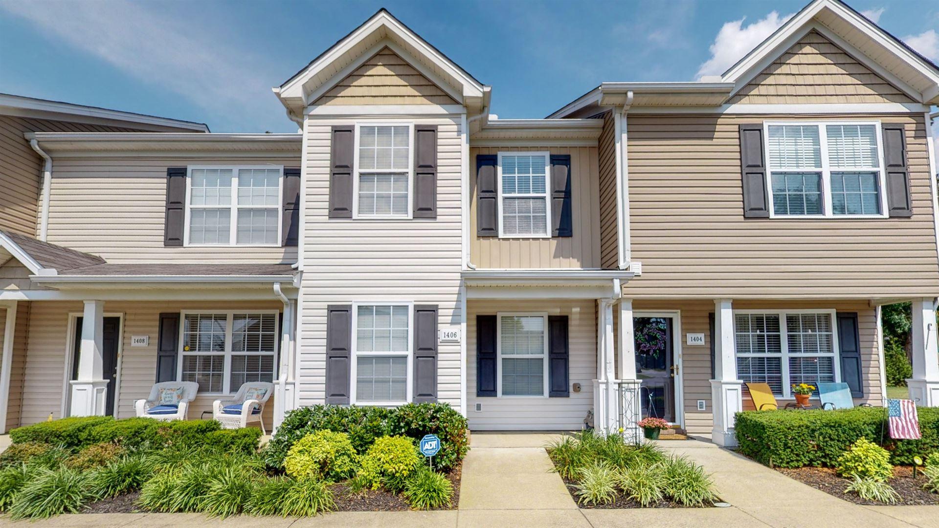 1406 Bunny Ct, Murfreesboro, TN 37130 - MLS#: 2267356
