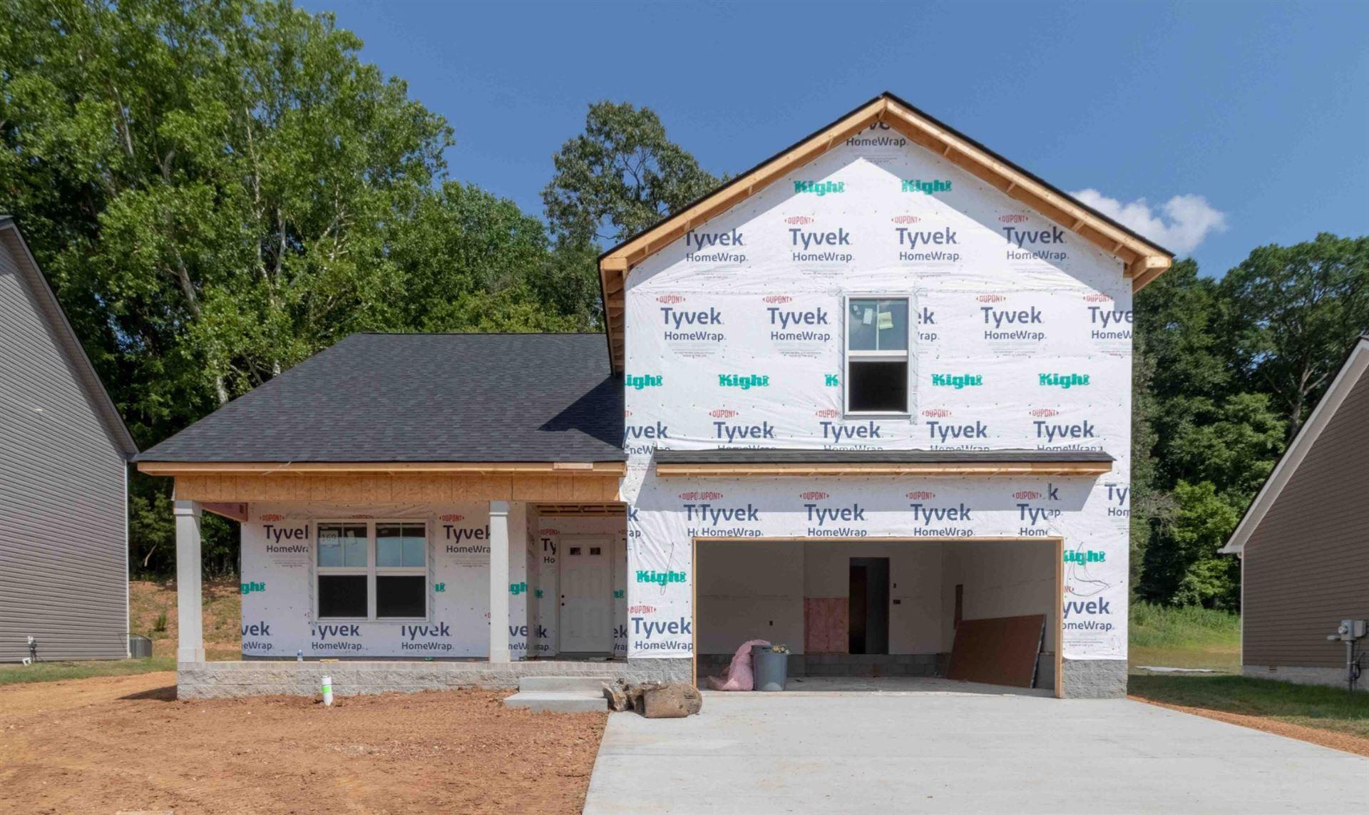 169 Chalet Hills, Clarksville, TN 37040 - MLS#: 2263357