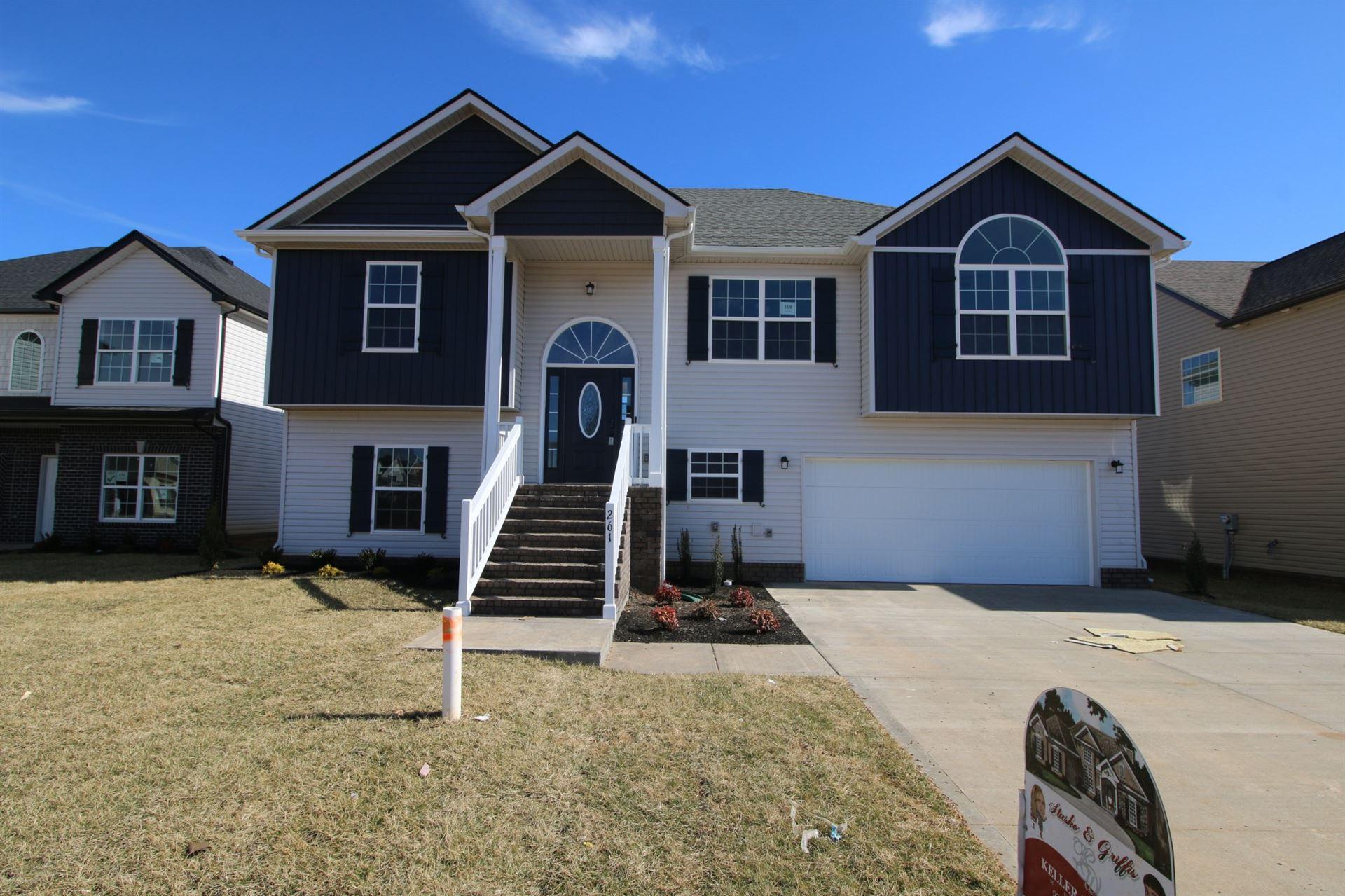 169 Mills Creek, Clarksville, TN 37042 - MLS#: 2299357