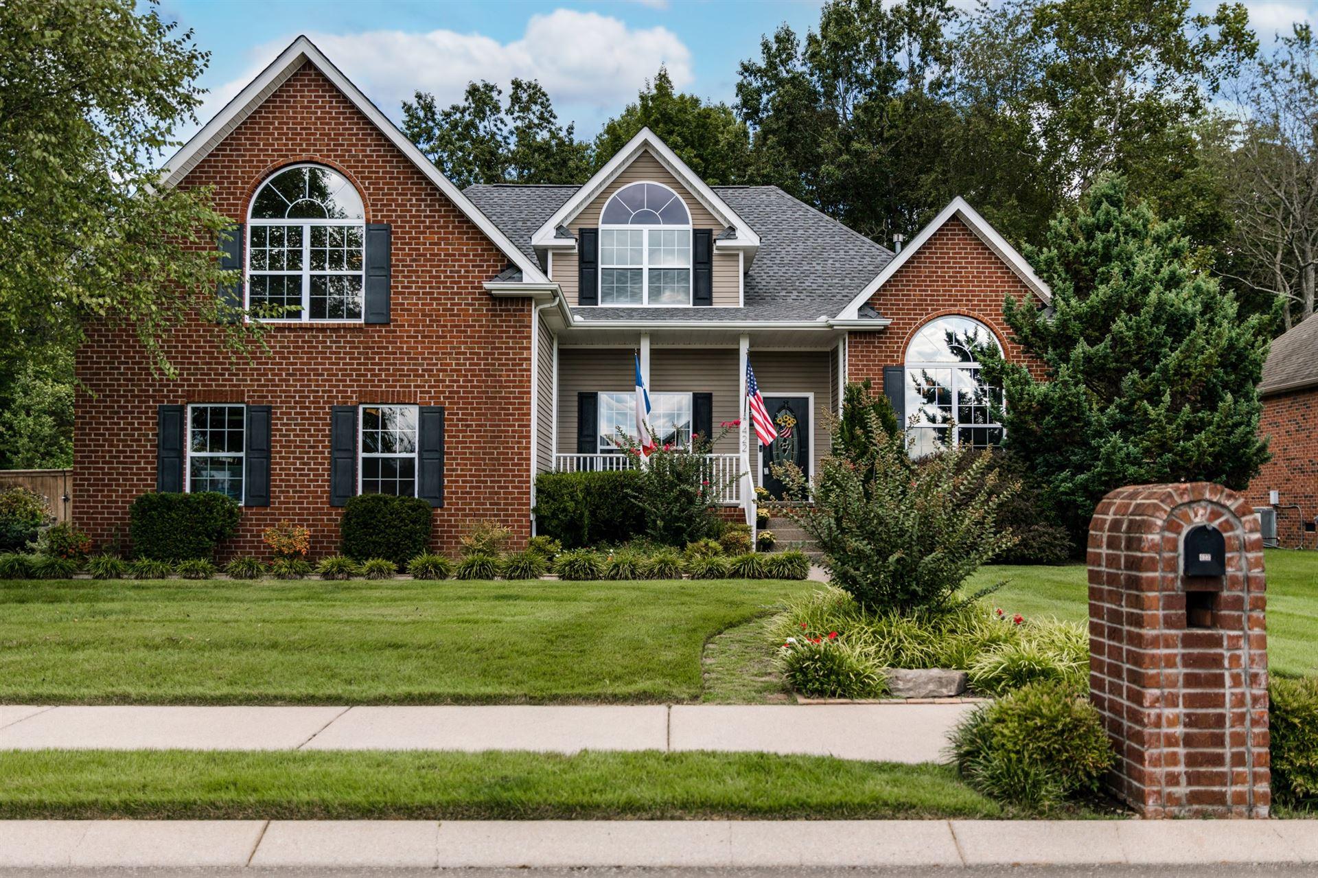 422 Sheffield Dr, White House, TN 37188 - MLS#: 2290359