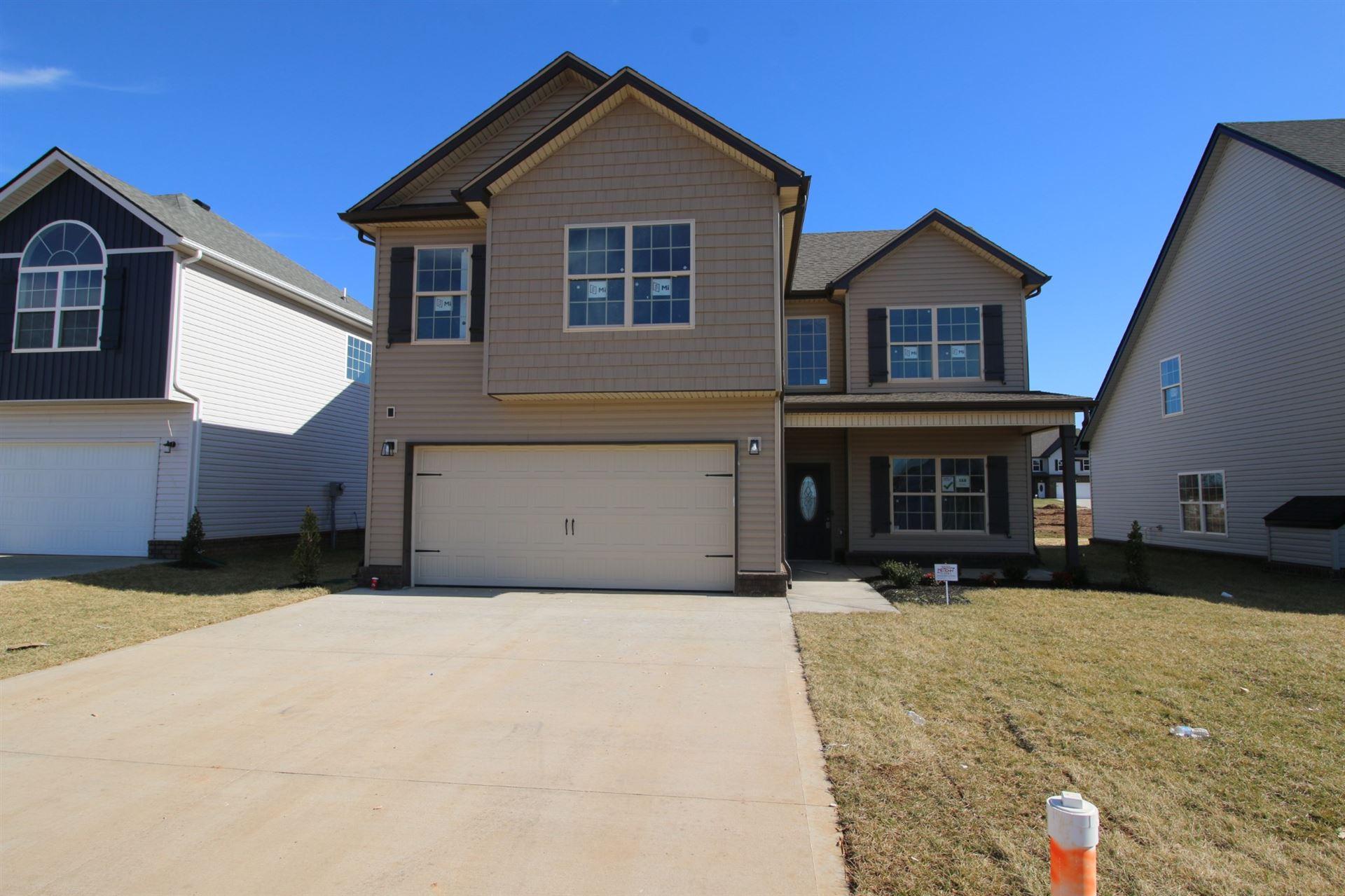 168 Mills Creek, Clarksville, TN 37042 - MLS#: 2300360