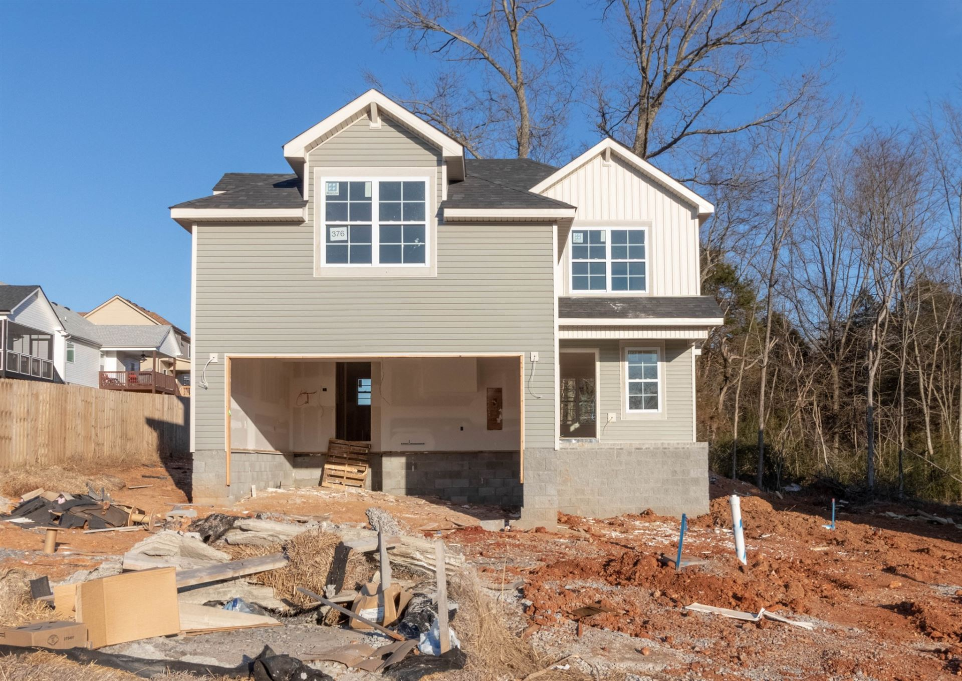 204 Bonnell Drive, Clarksville, TN 37040 - MLS#: 2206361