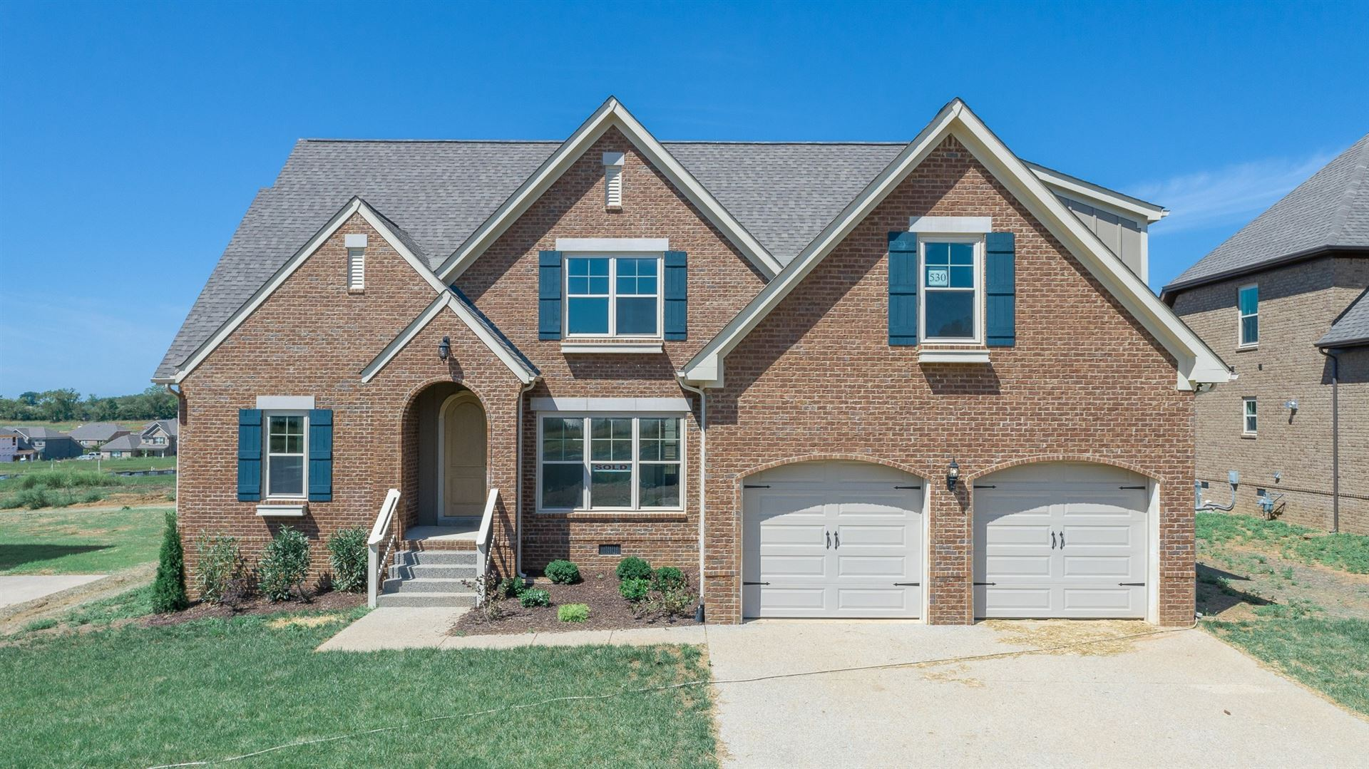 8030 Brightwater Way, Spring Hill, TN 37174 - MLS#: 2248362