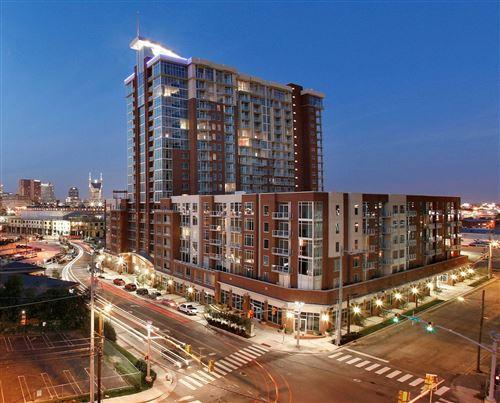 Photo of 600 12th Ave S #721, Nashville, TN 37203 (MLS # 2238363)