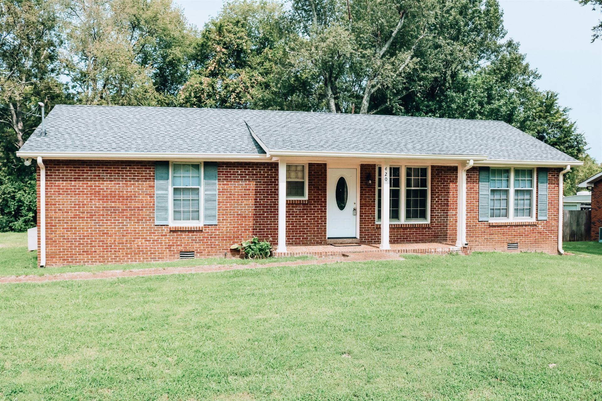 420 Perrolee St, Gallatin, TN 37066 - MLS#: 2189364