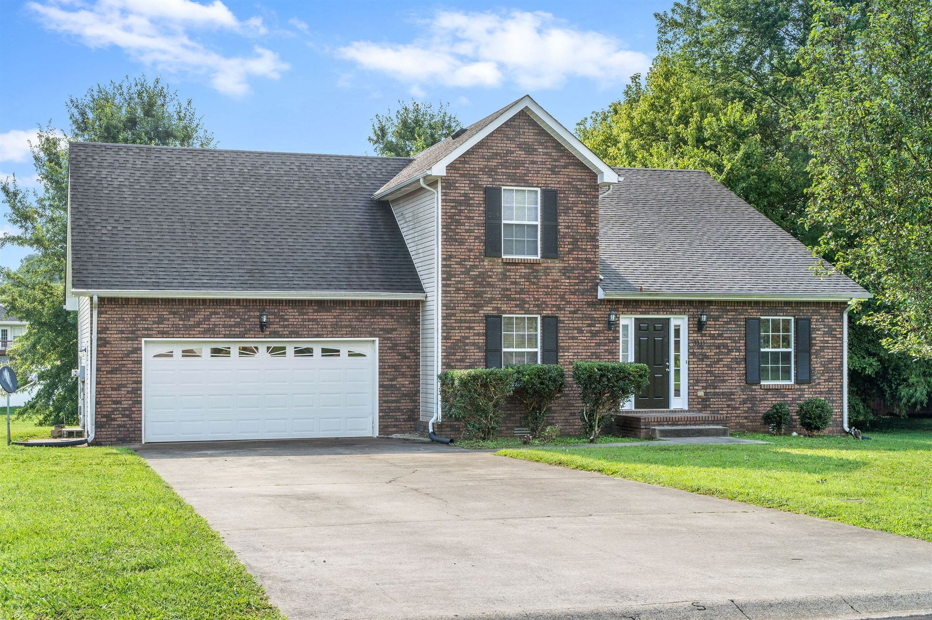 3333 Greenspoint Dr, Clarksville, TN 37042 - MLS#: 2276369