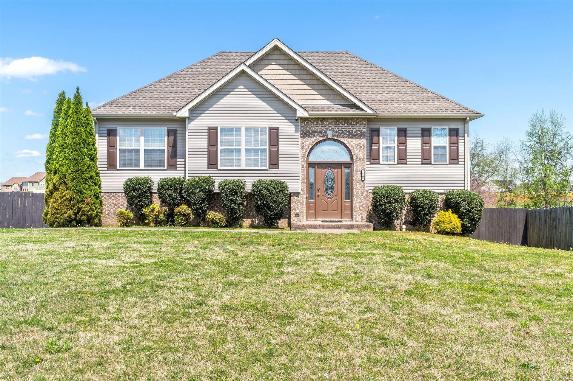 1265 Apple Blossom Rd, Clarksville, TN 37042 - MLS#: 2243370