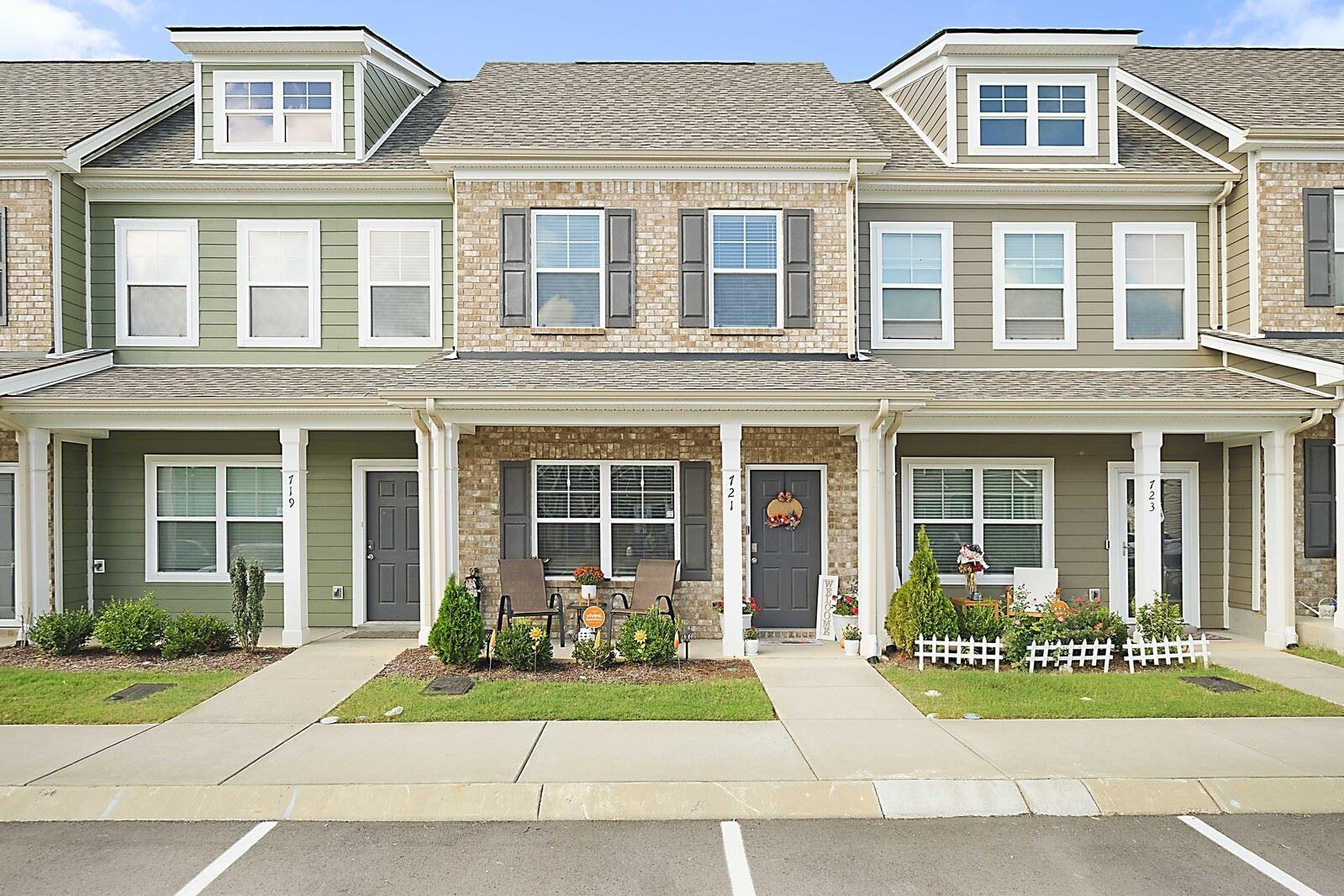 721 Bradburn Village Way #151, Antioch, TN 37013 - MLS#: 2293370