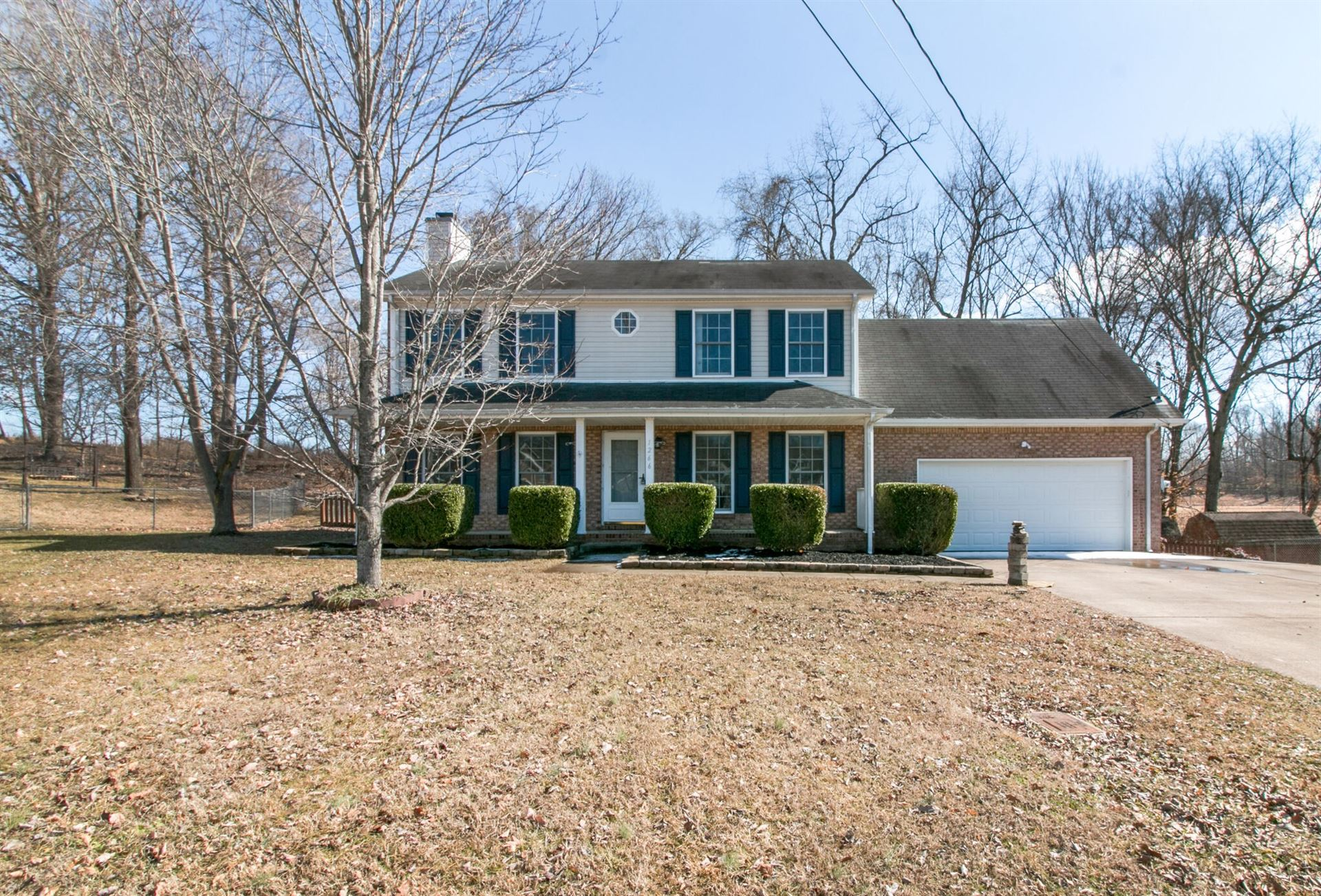 1266 Carnation Ct, Clarksville, TN 37042 - MLS#: 2231372