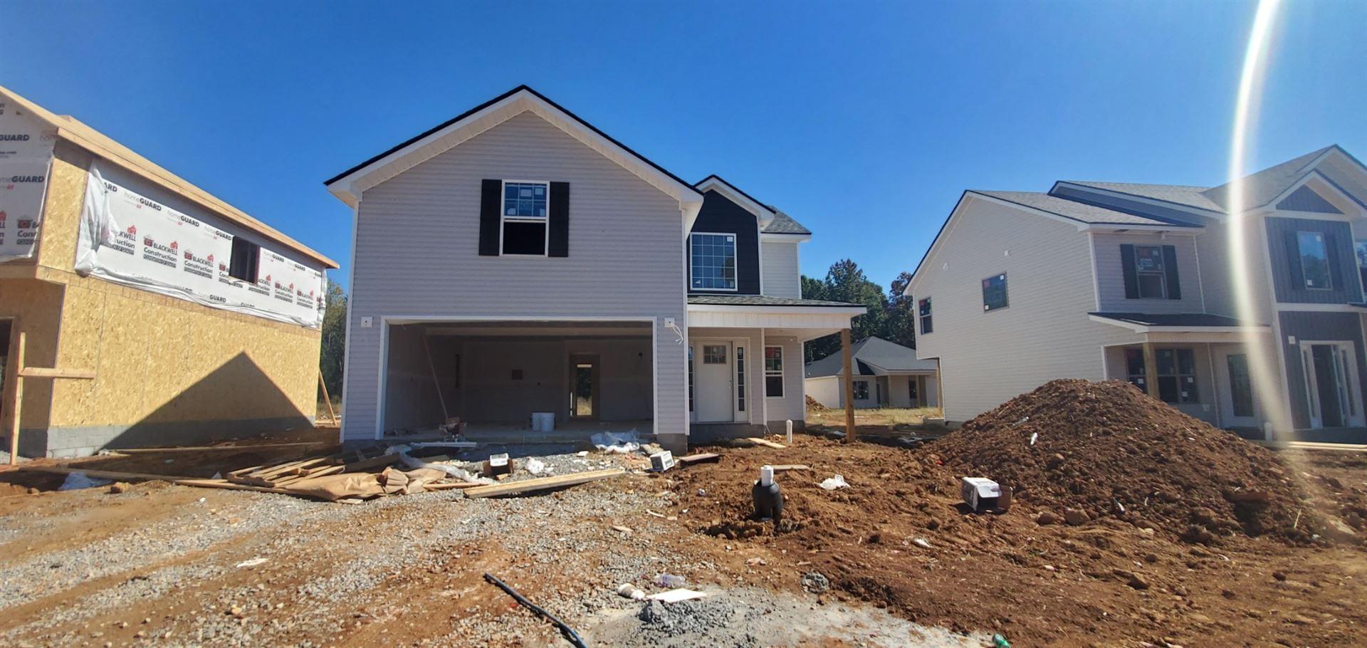 508 Fox Crossing, Clarksville, TN 37040 - MLS#: 2166373