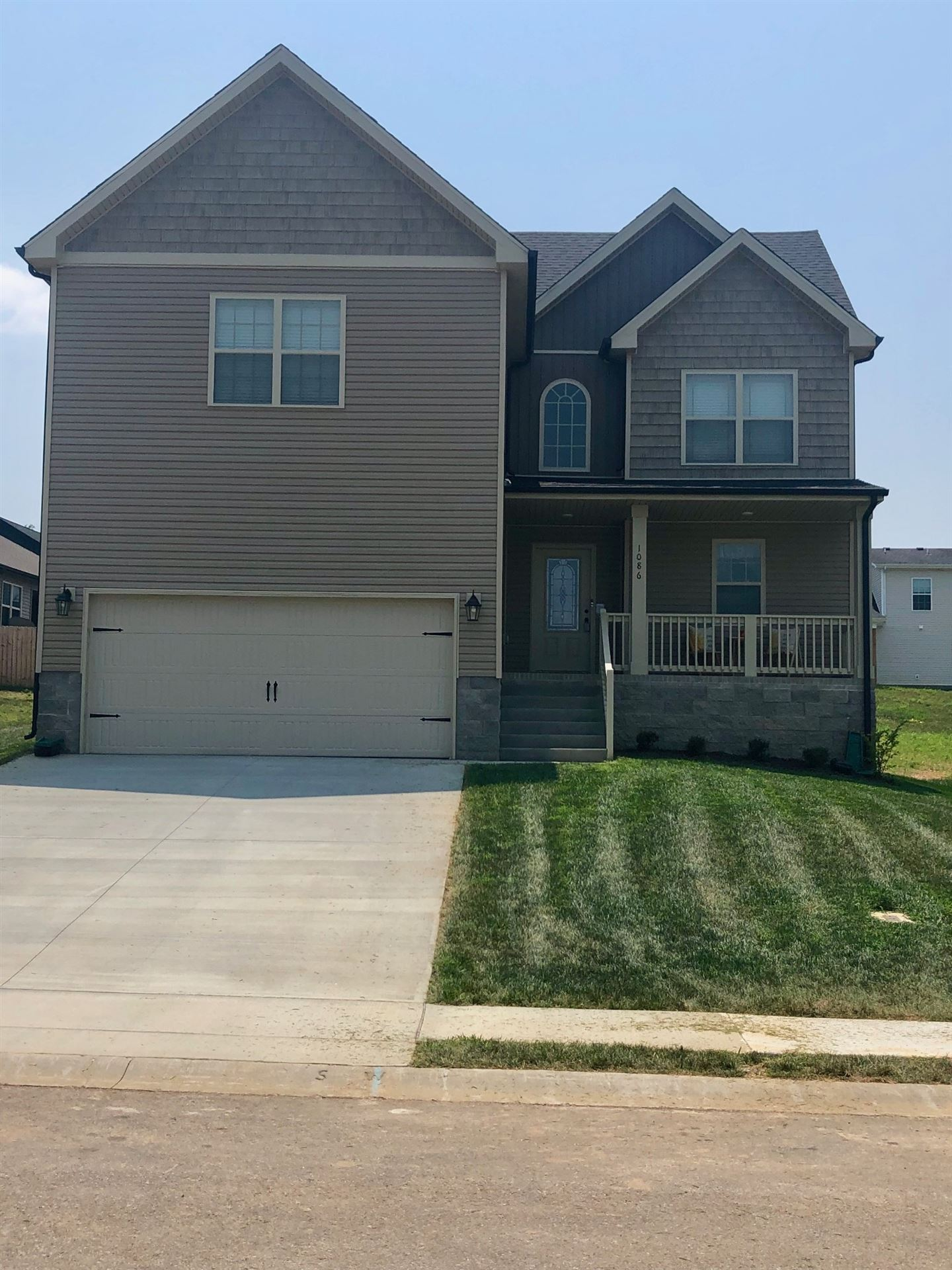 1086 Eagles View Dr, Clarksville, TN 37040 - MLS#: 2274376