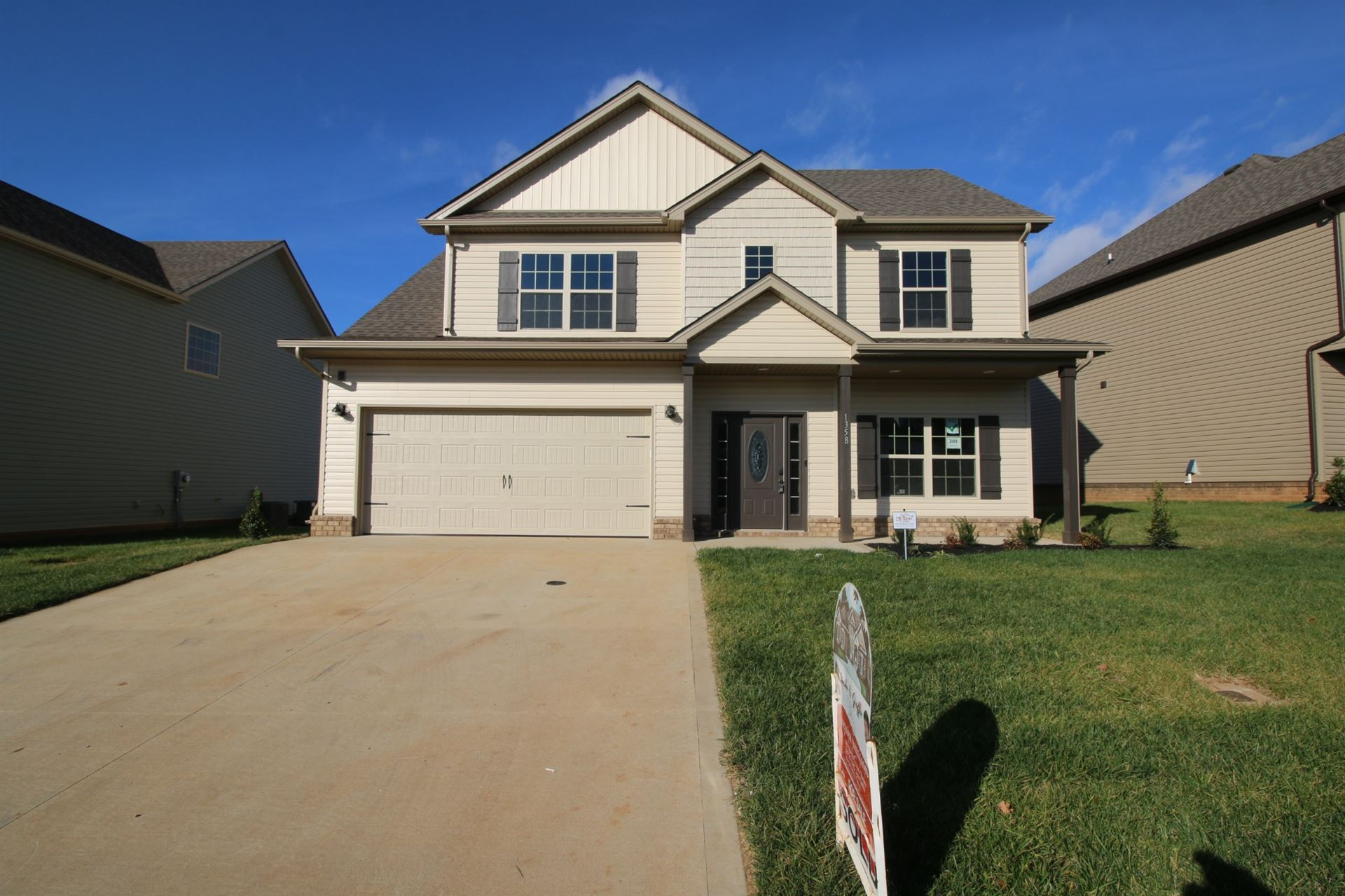 203 Mills Creek, Clarksville, TN 37042 - MLS#: 2281377