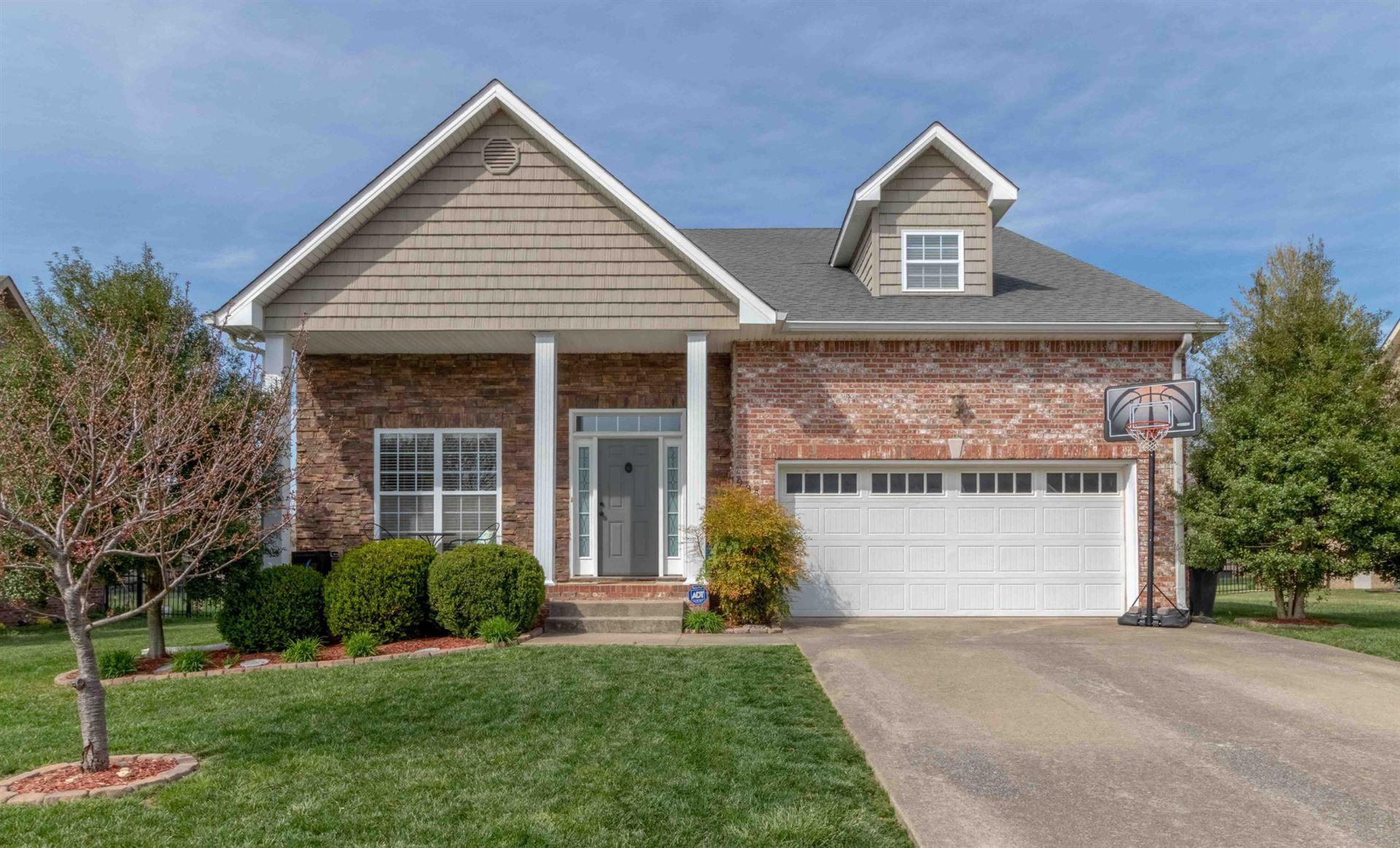 935 Willow Cir, Clarksville, TN 37043 - MLS#: 2240378