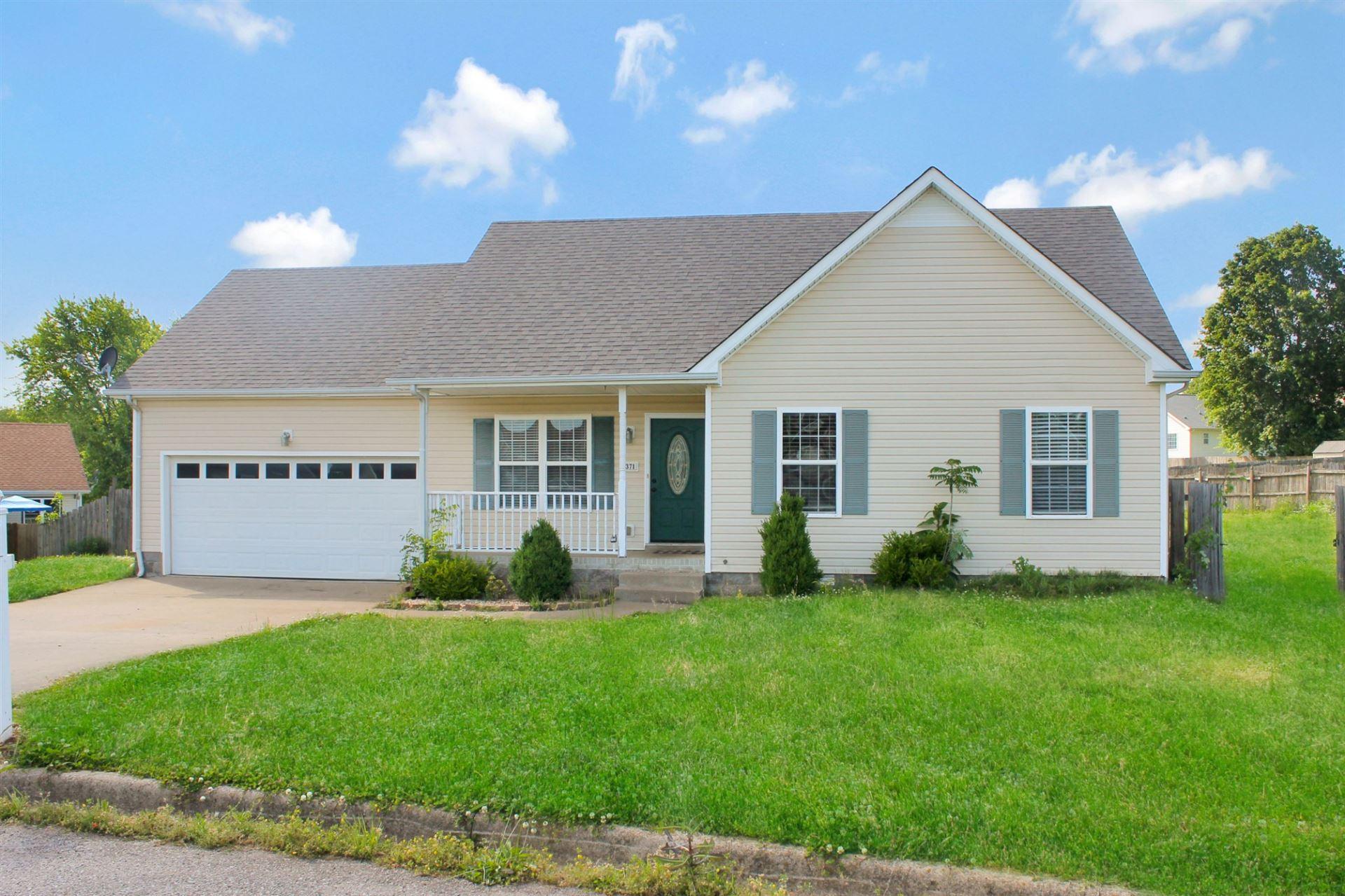 1371 Mackenzie Ct, Clarksville, TN 37042 - MLS#: 2254379