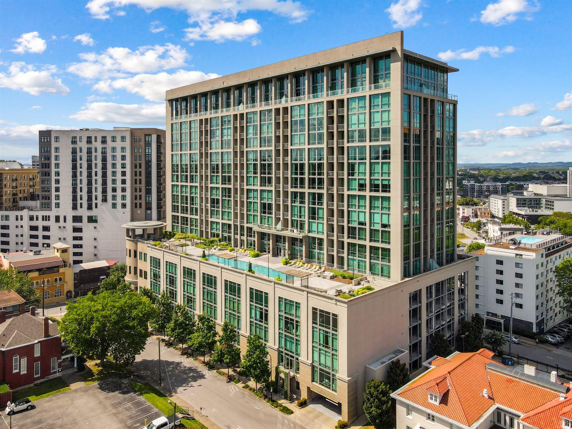 900 20th Ave S #1604, Nashville, TN 37212 - MLS#: 2261379