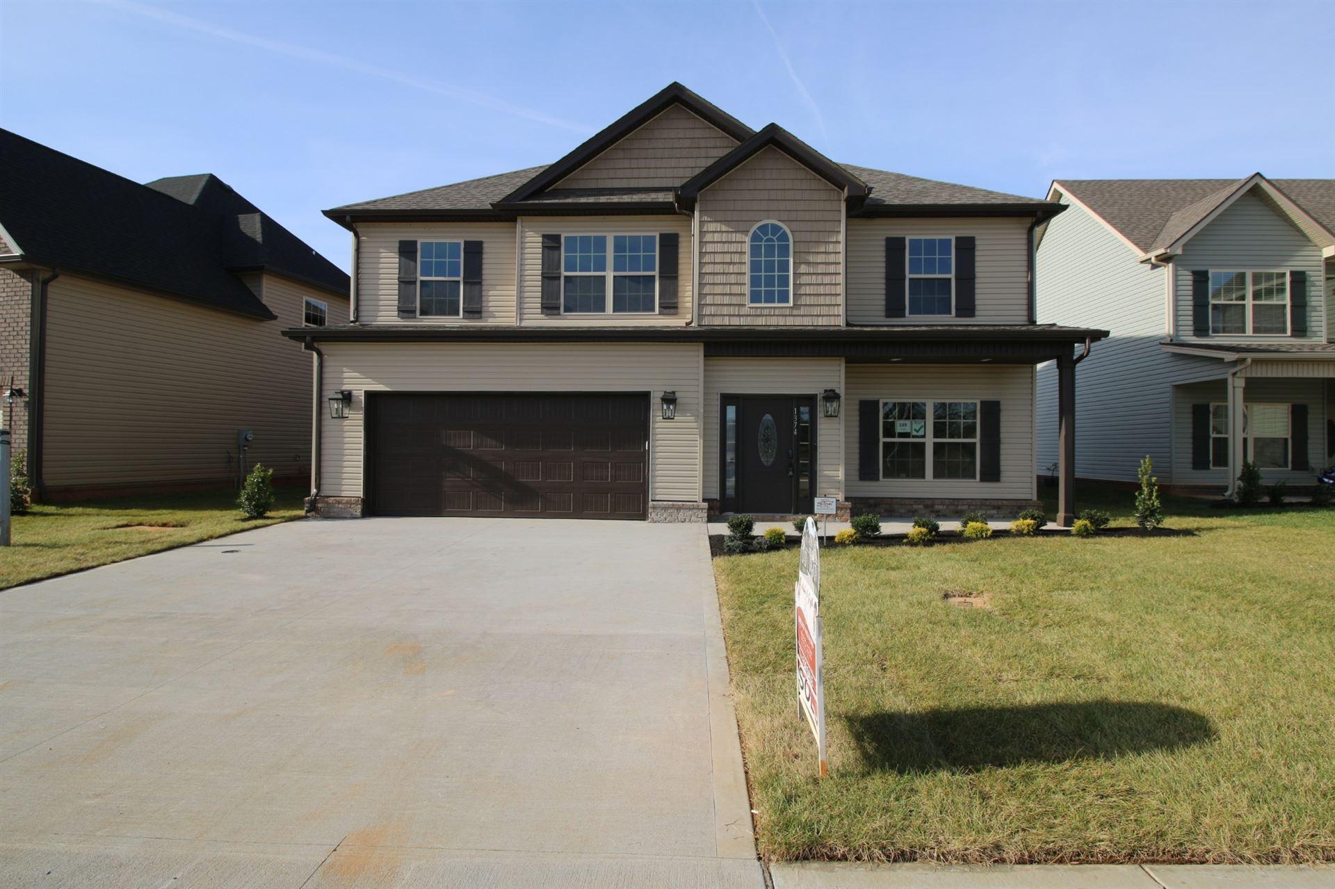 199 Mills Creek, Clarksville, TN 37042 - MLS#: 2281379